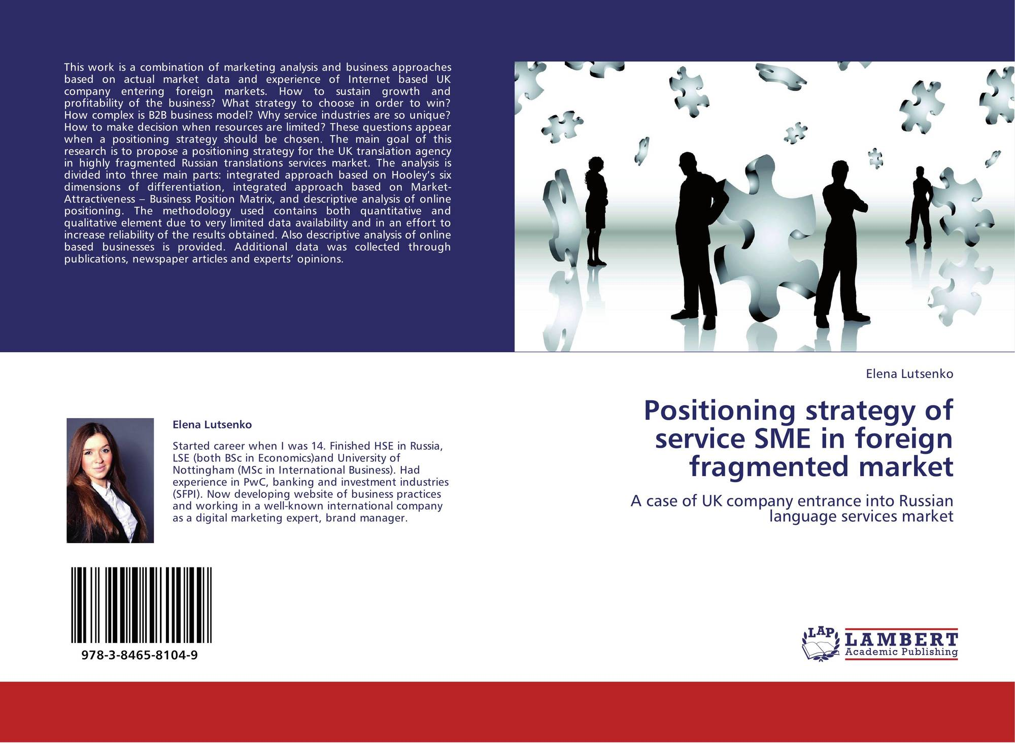 positioning strategies service providers