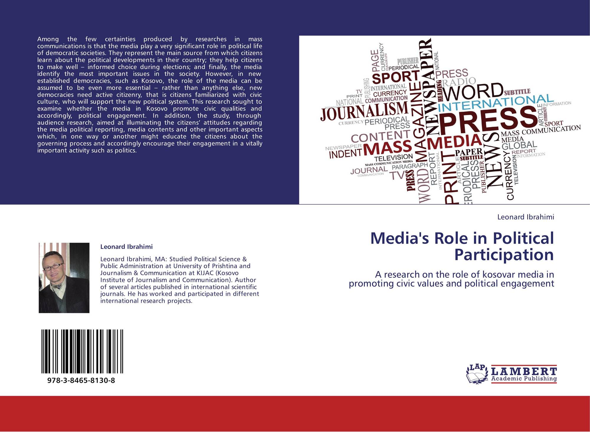 what is the role of mass media in politics
