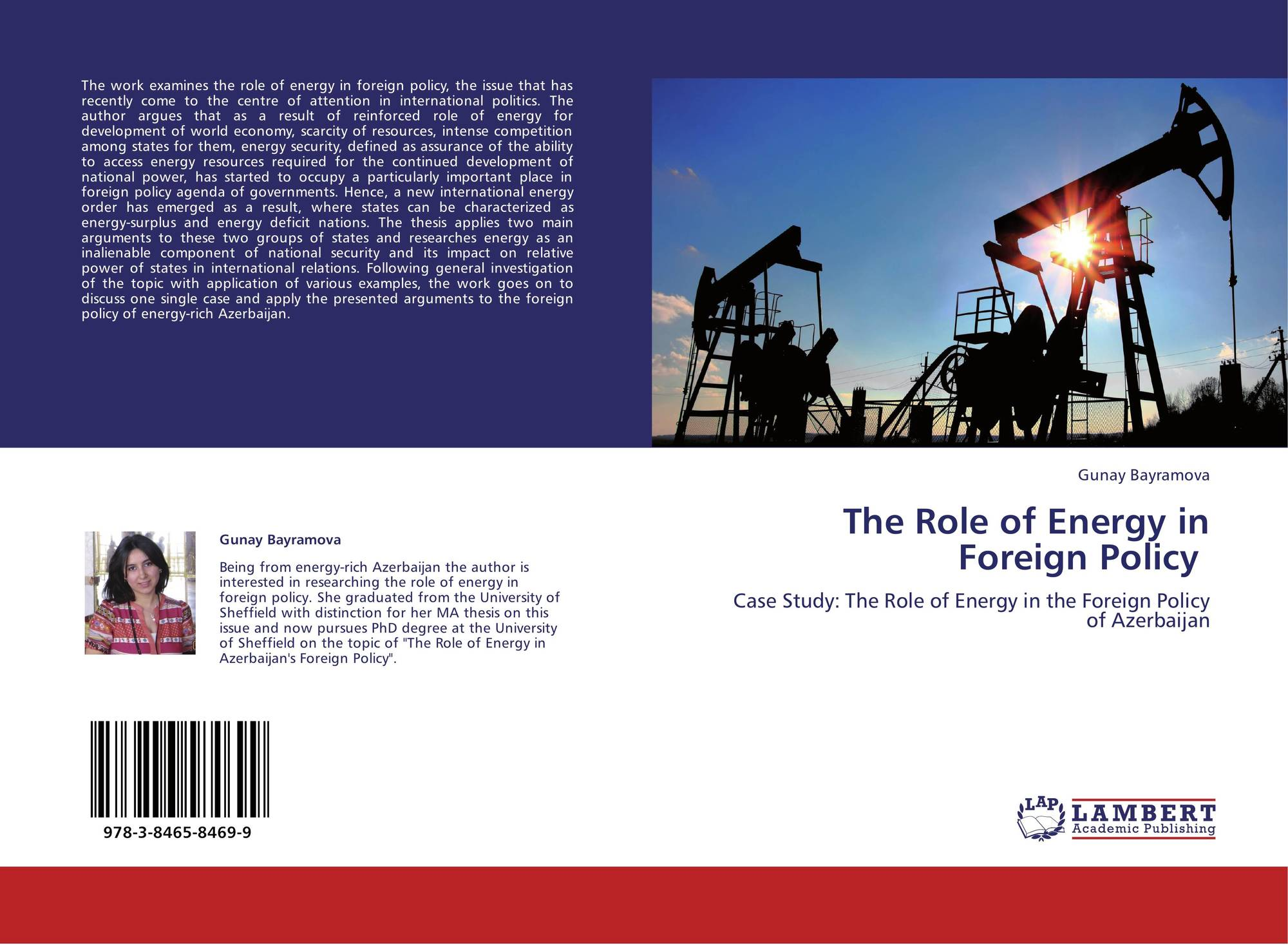 the role of foreign policy in the united states
