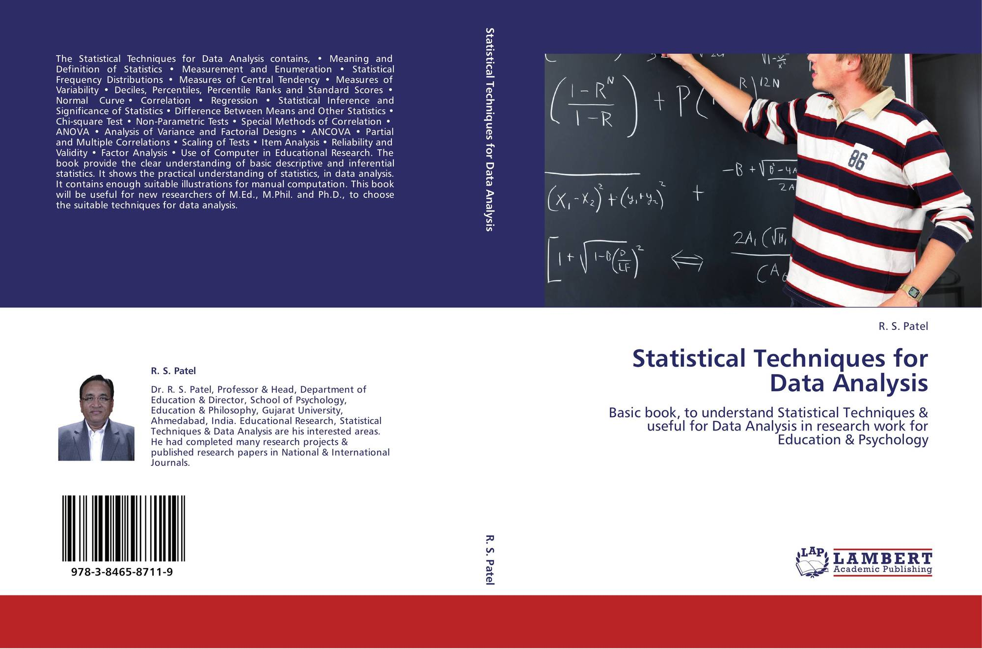 Search results for statistical analysis and evaluation bookcover of statistical techniques for data analysis publicscrutiny Gallery