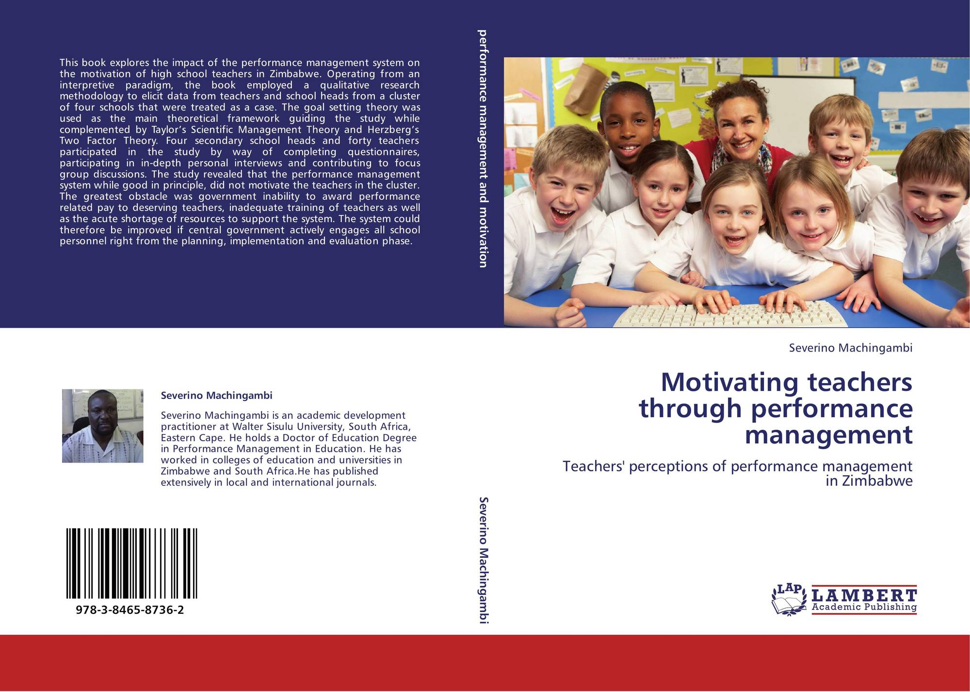 motivating teachers Abstractthe past decade has witnessed an increase in research on teacher motivation which has been proved a crucial factor closely related to a number of variables in.