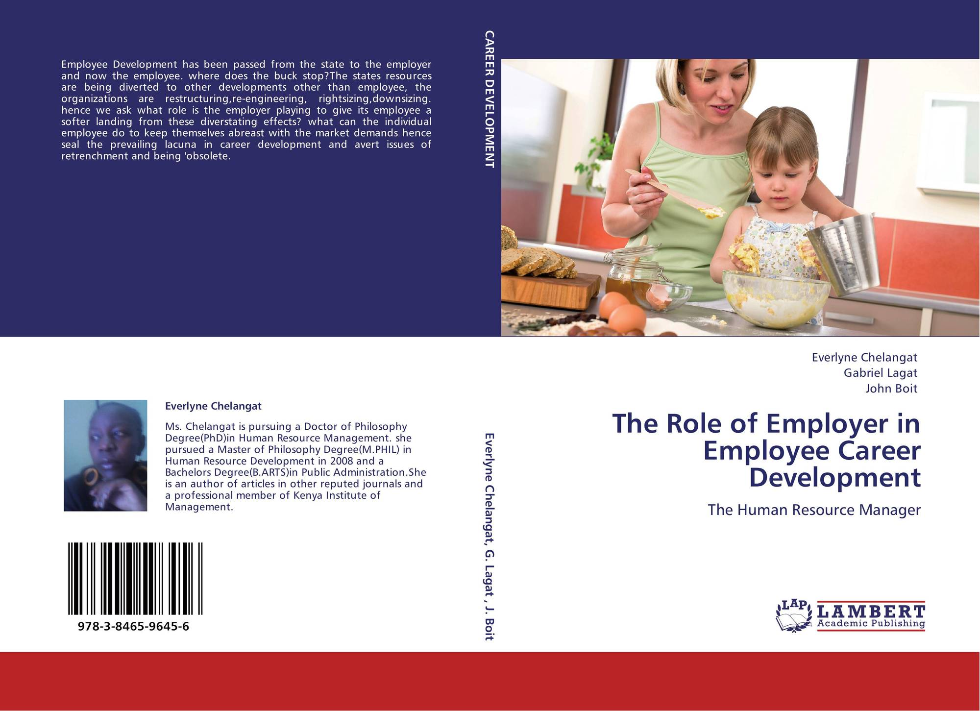 search results for career development bookcover of the role of employer in employee career development