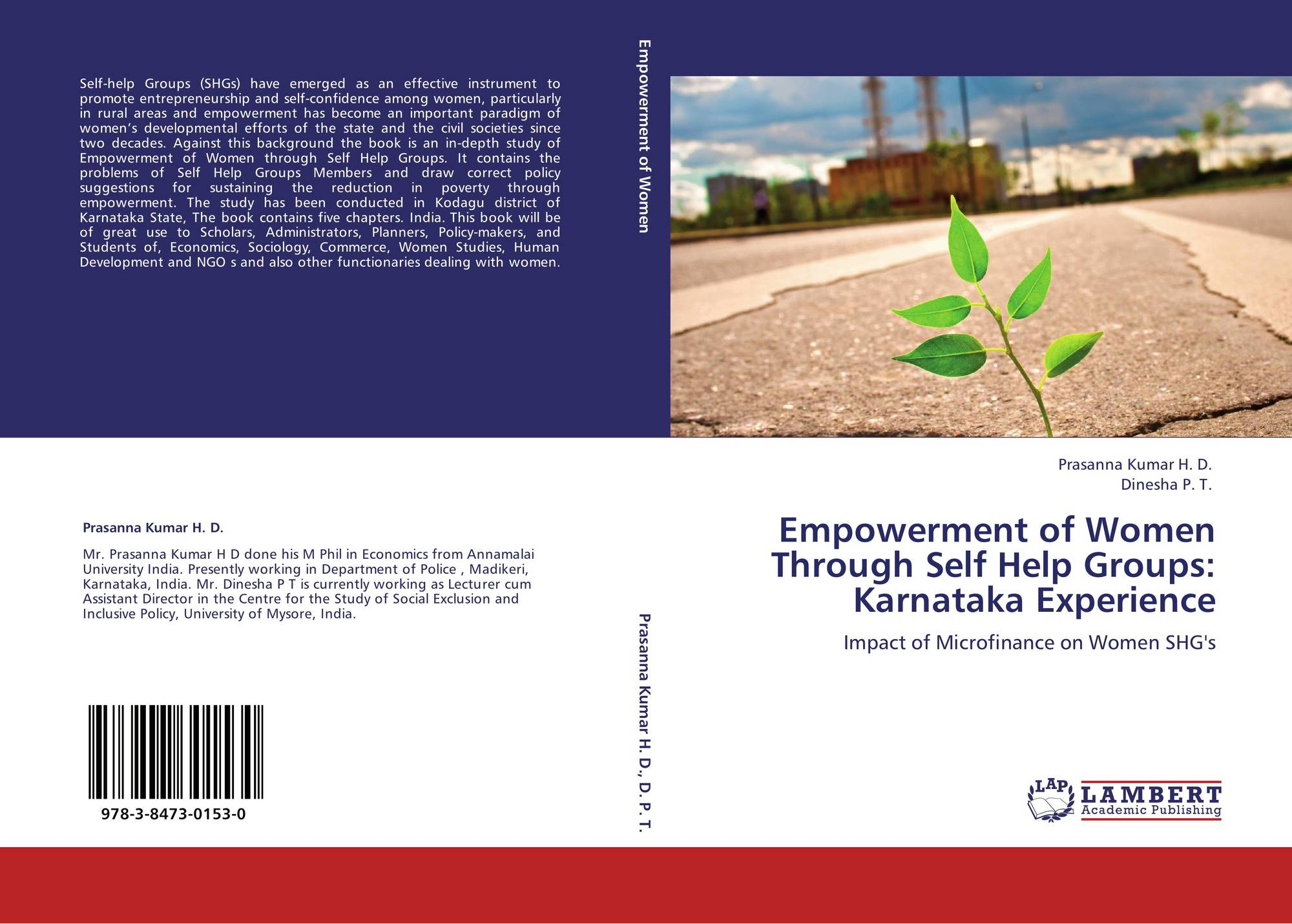 Phd thesis self help group