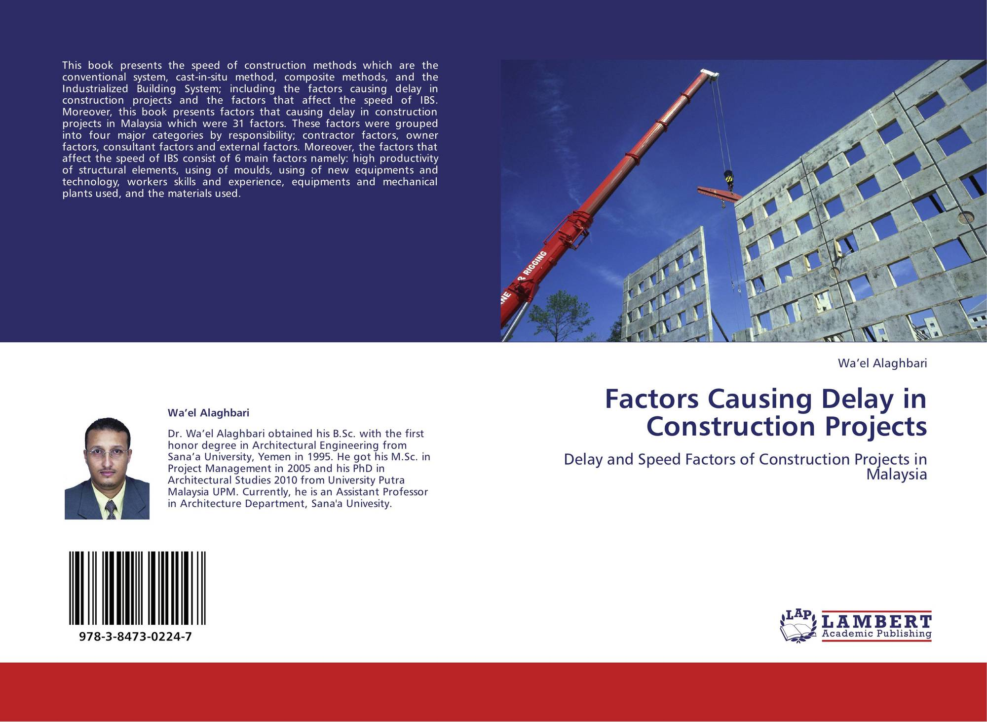 causes of construction delays Construction industry is one of the significant contributors to the economic growth and development of cambodia two major challenges are limiting the performance of.