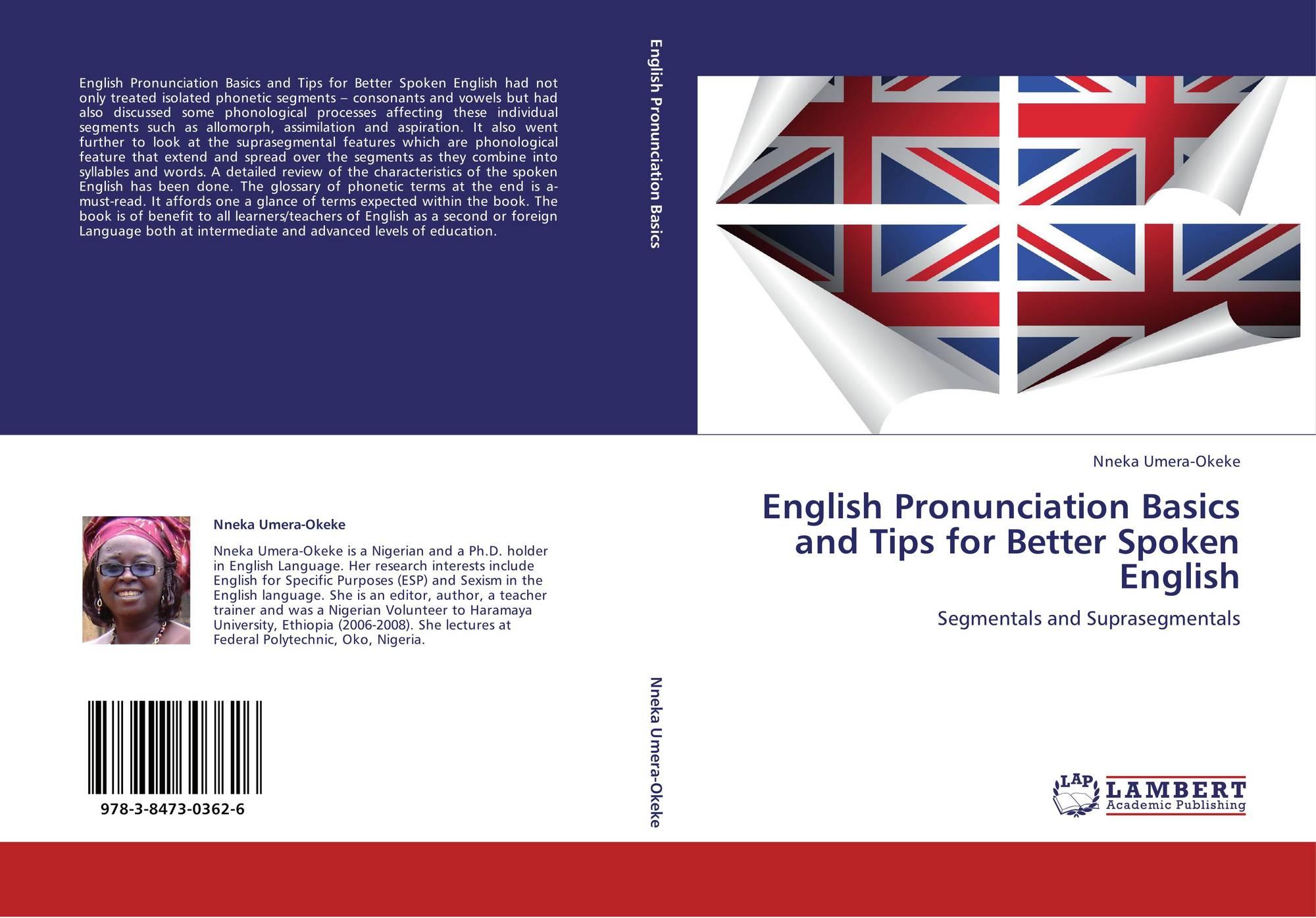 English Pronunciation Basics and Tips for Better Spoken English, 978