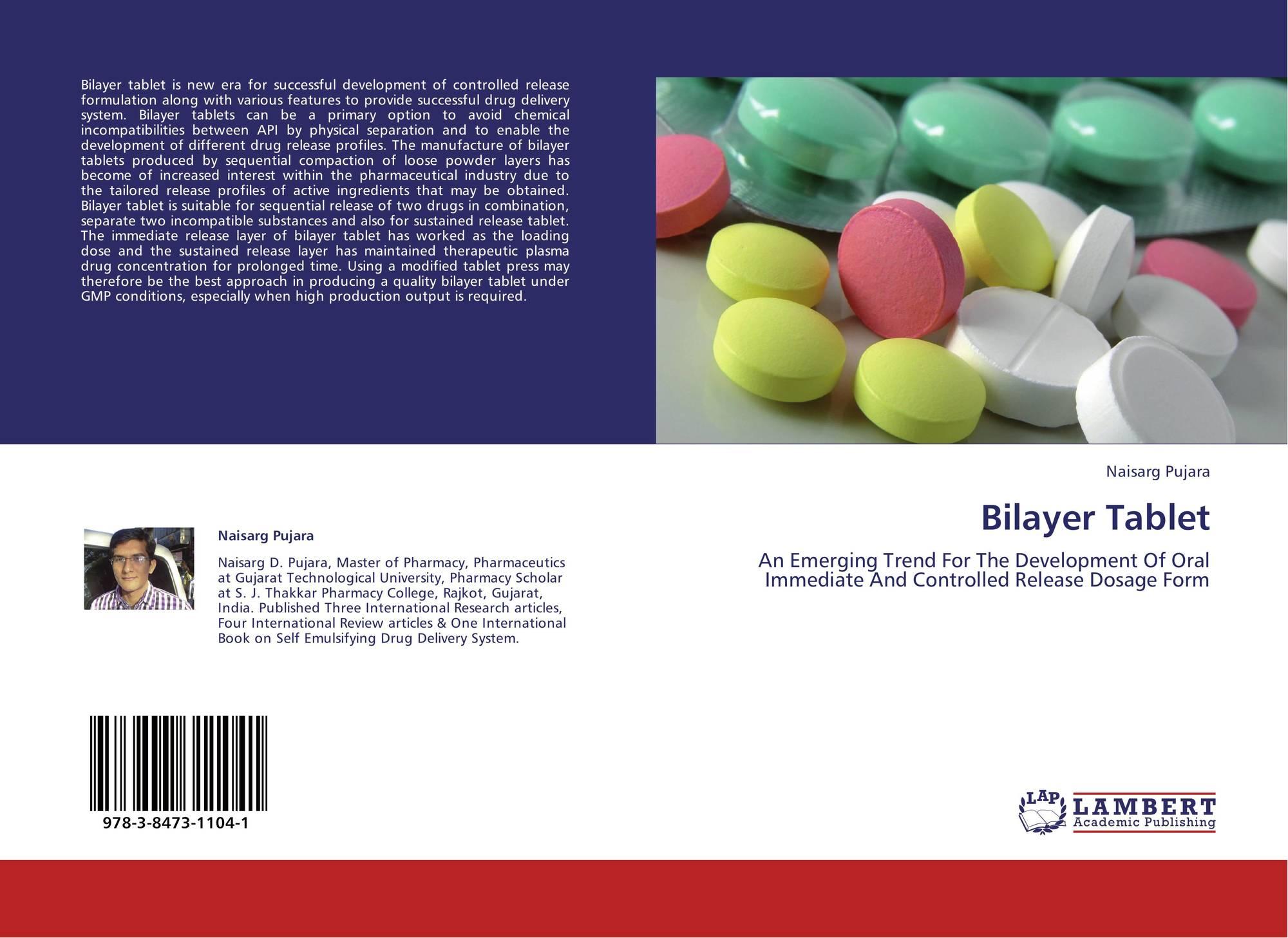 Bilayer tablet