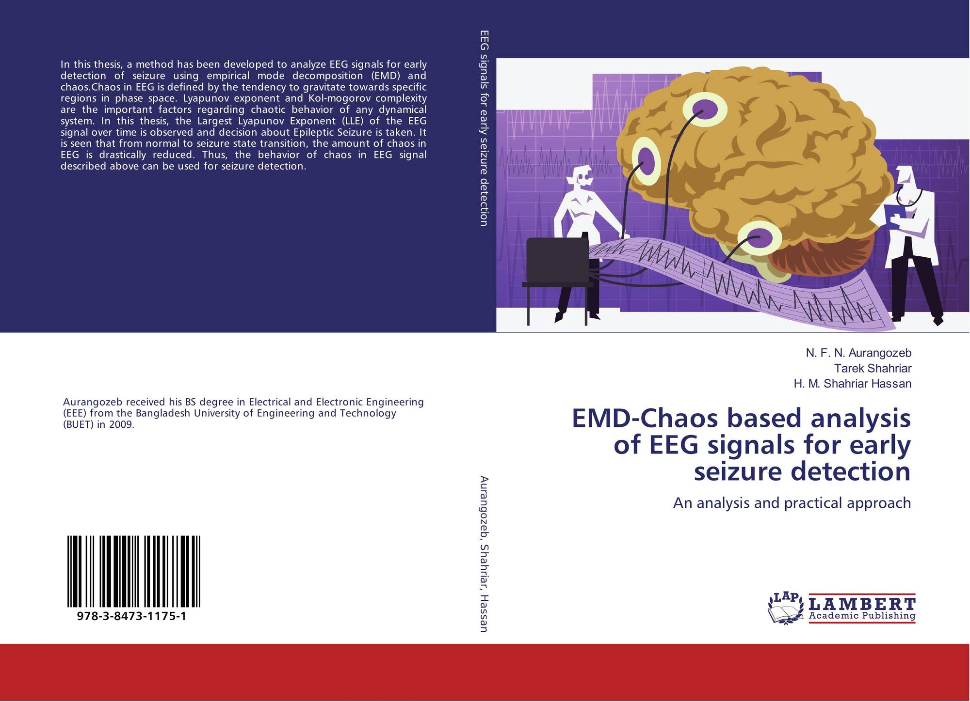 eeg based processing approach for pain detection Abstract: a pain is a human phenomenon when sensory receptors are stimulated  by the injury it can be caused from accident or intention everybody have this.