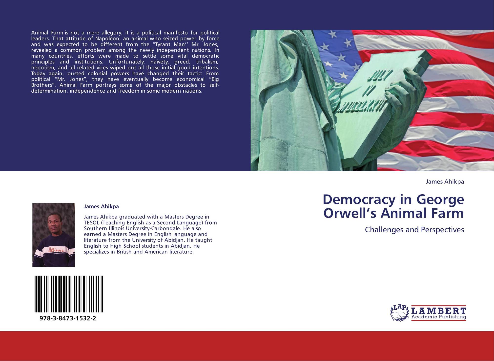 an analysis of the role of the language in the totalitarian society portrayed in george orwells dyst Orwell's nineteen eighty four and hate speech a dystopian vision of a totalitarian society i was struck however by the central role the language.