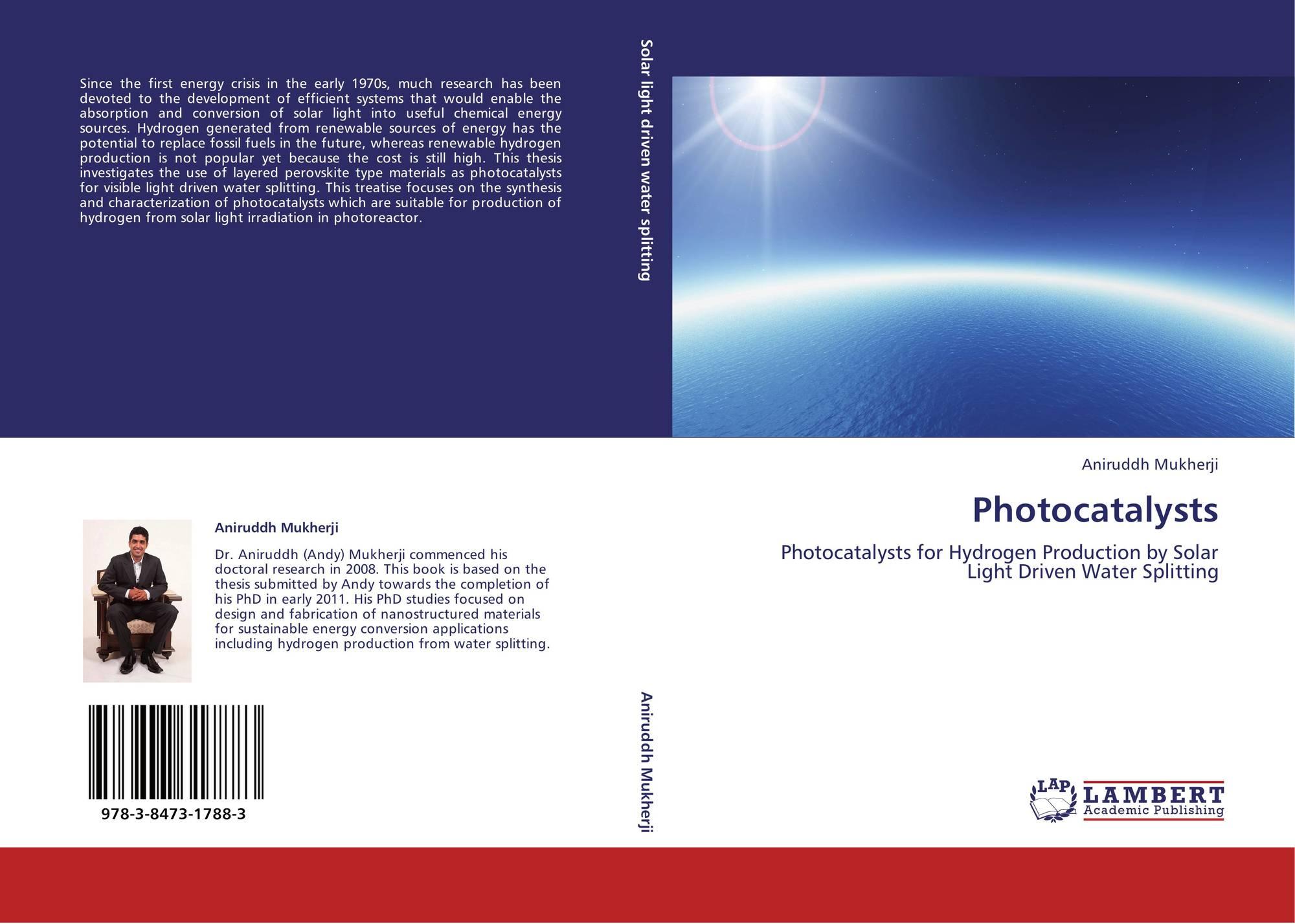 photocatalysis thesis