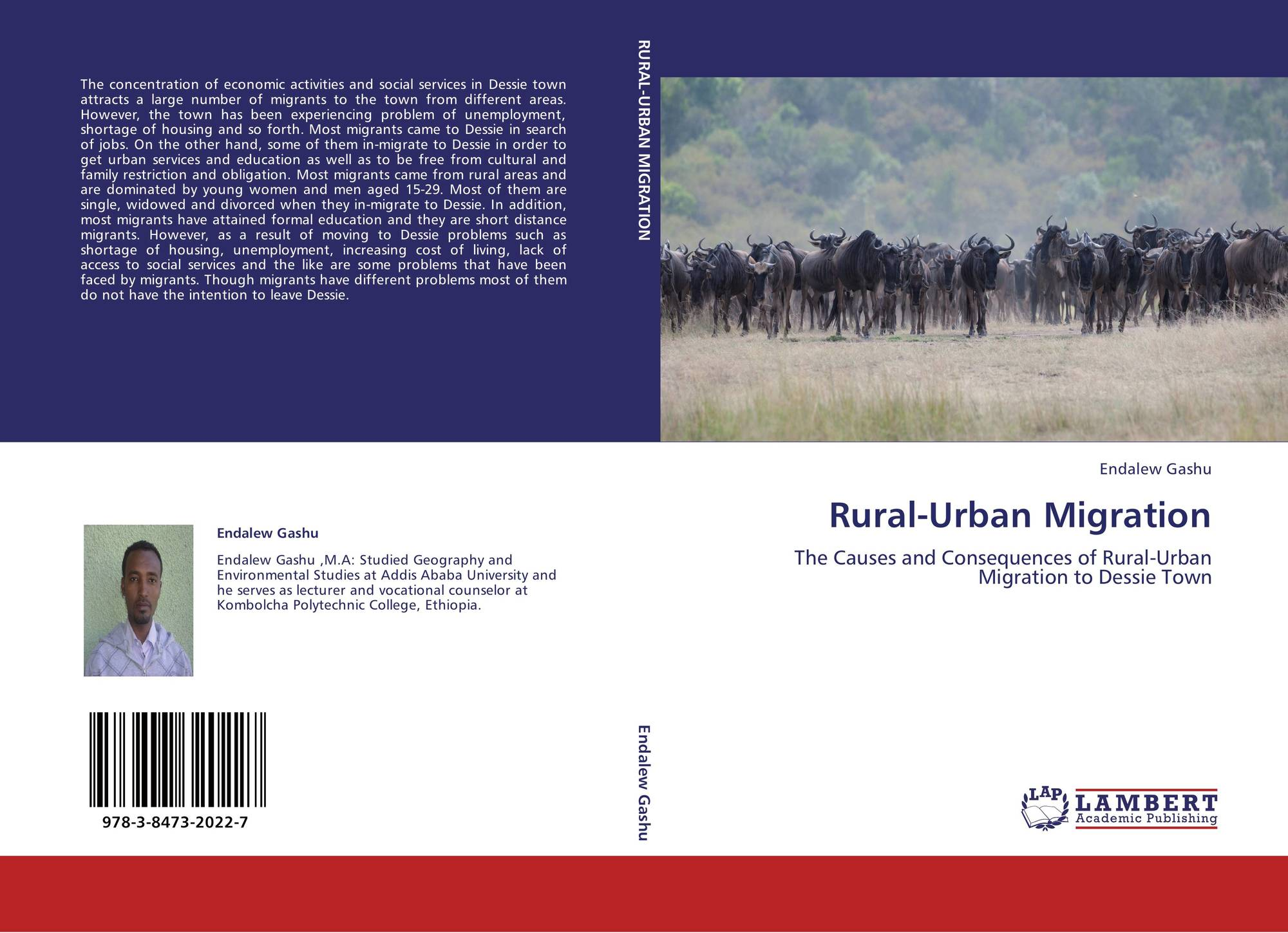 an analysis of the causes and consequences of rural to urban migration Rural-to-urban migration is a last-resort effort to sustain the livelihoods of rain-fed agricultural households, which make up nearly 85 percent of the ethiopian population [3.