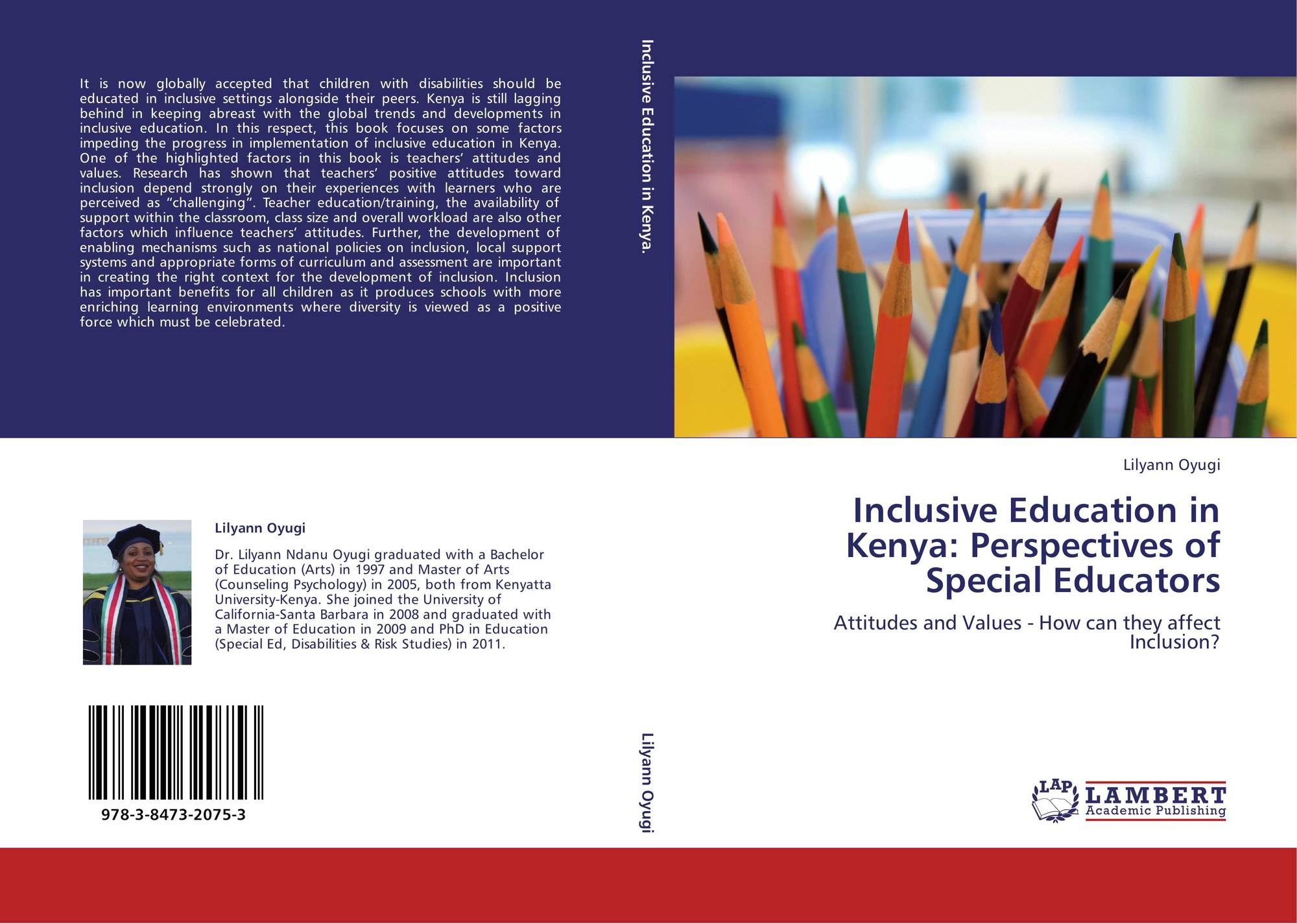 inclusion of special needs children in regular classrooms essay Is including children with special needs in the general  curriculum to facilitate the inclusion of a child into a regular classroom and that the whole.