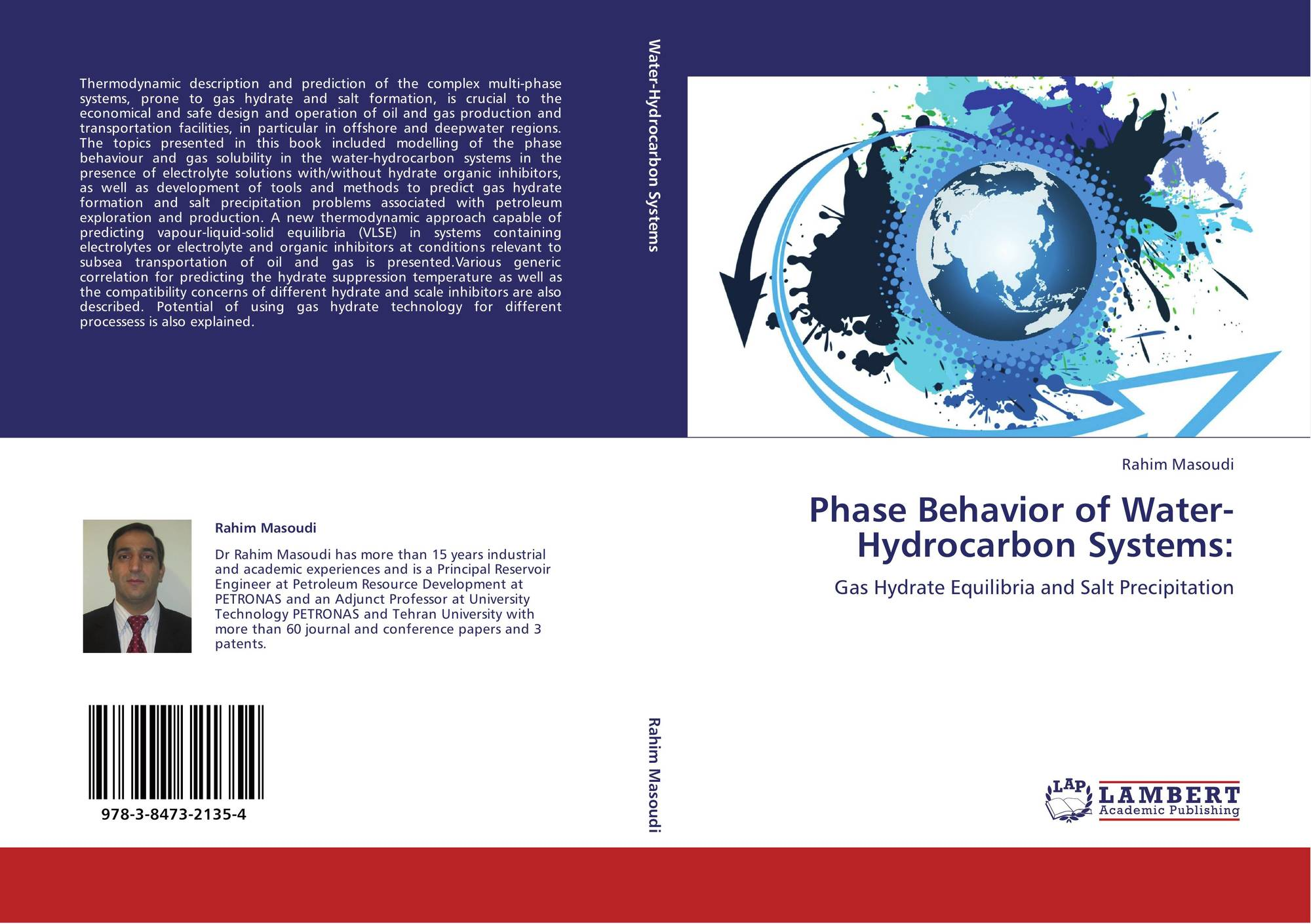 Bookcover of Phase Behavior of Water-Hydrocarbon Systems: Omni badge  9307e2201e5f762643a64561af3456be64a87707602f96b92ef18a9bbcada116
