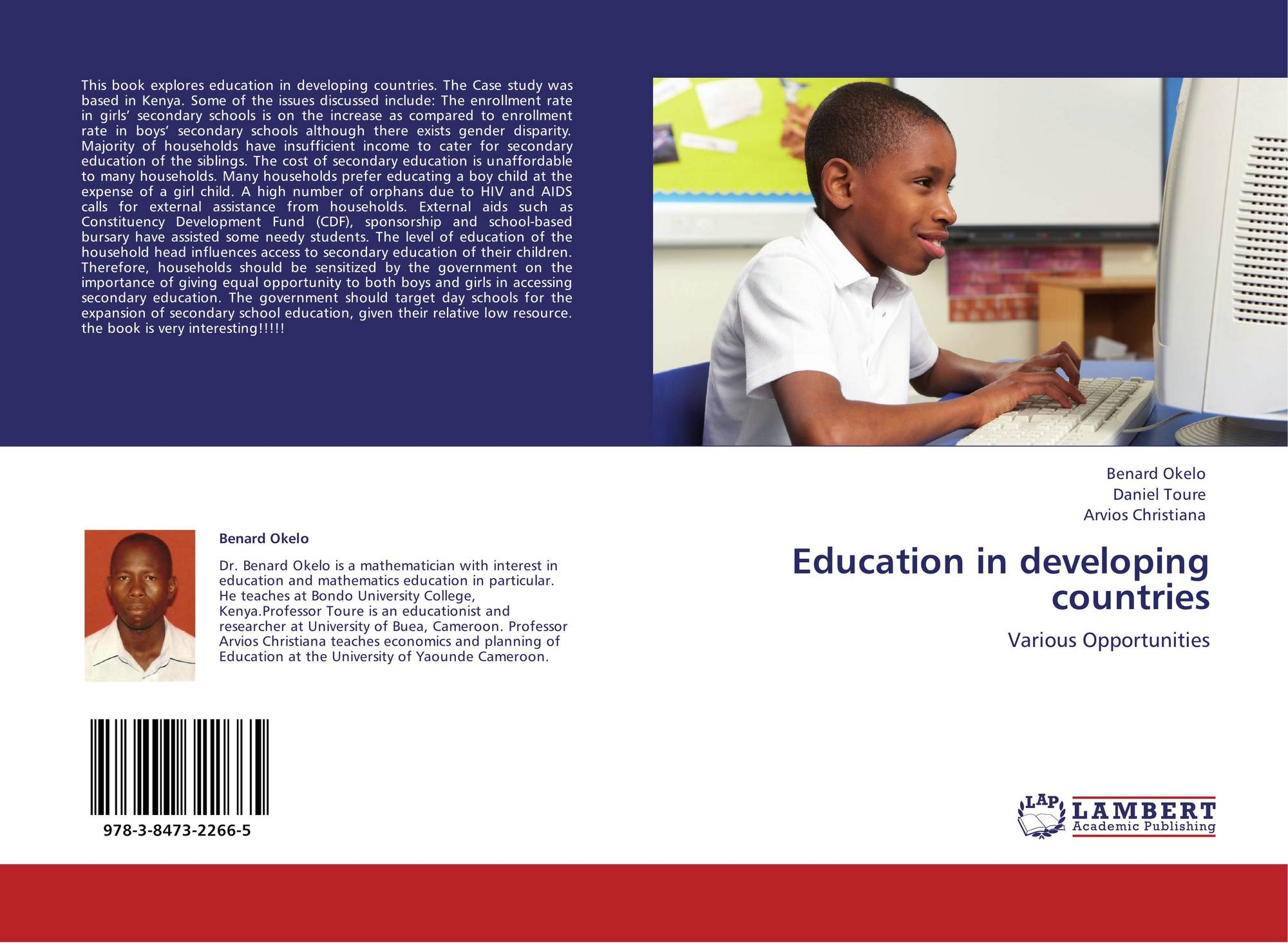 education in developing countries We can see criminals in both developed and developing countries in developed  countries, even though the people have the opportunity to get an education,.