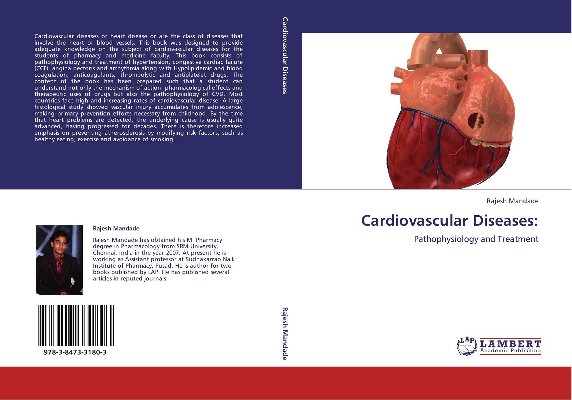 Cardiovascular Diseases:, 978-3-8473-3180-3, 3847331809