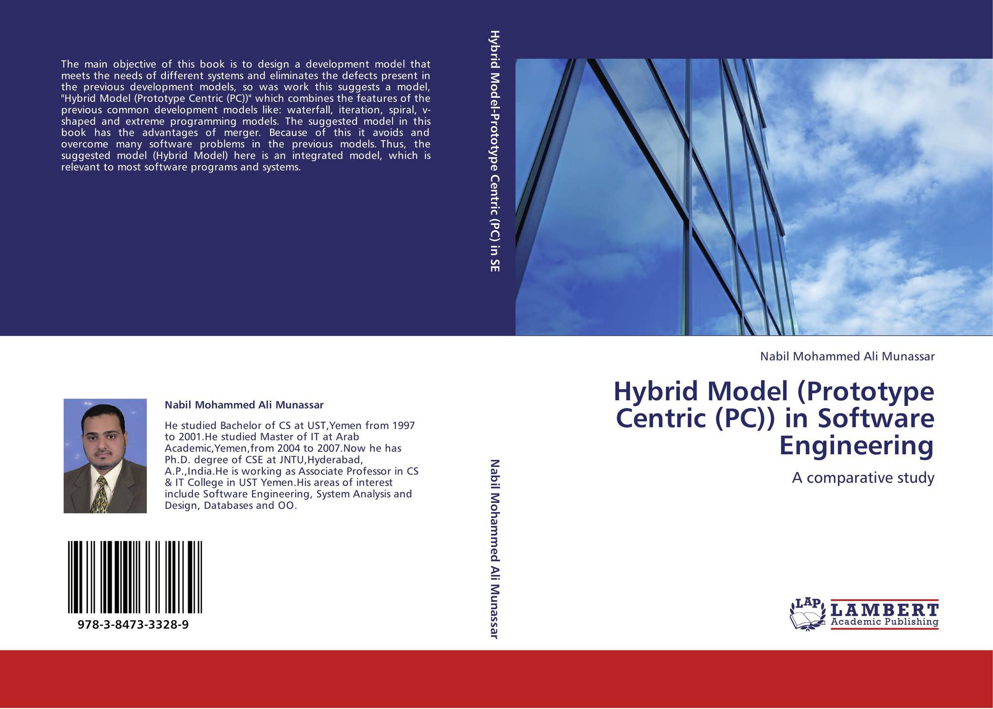 Hybrid Model Prototype Centric Pc In Software Engineering 978 3 8473 3328 9 3847333283 9783847333289 By Nabil Mohammed Ali Munassar