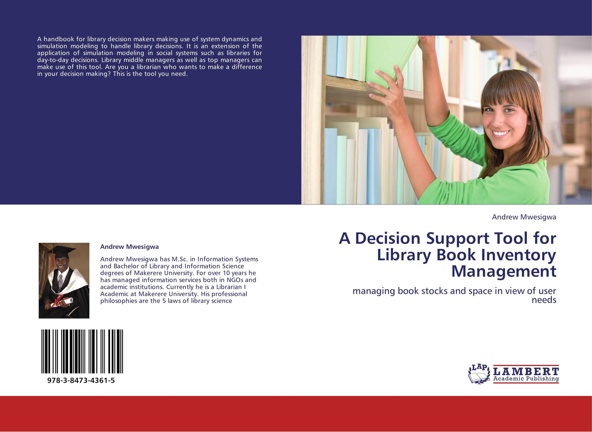 A Decision Support Tool for Library Book Inventory Management, 978-3