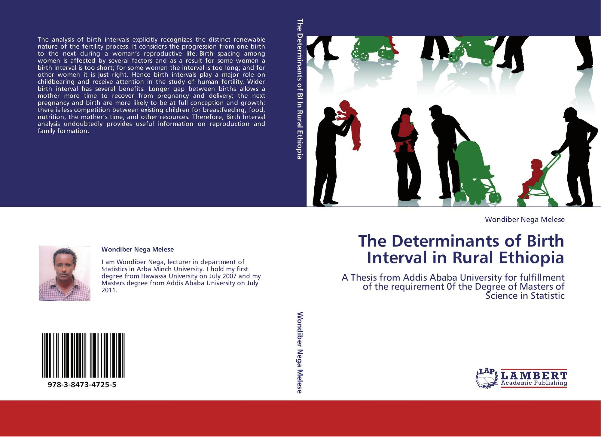 The Determinants of Birth Interval in Rural Ethiopia, 978-3-8473