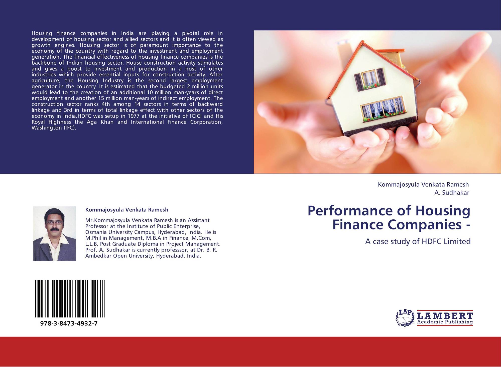 an introduction to the housing finance sector in india