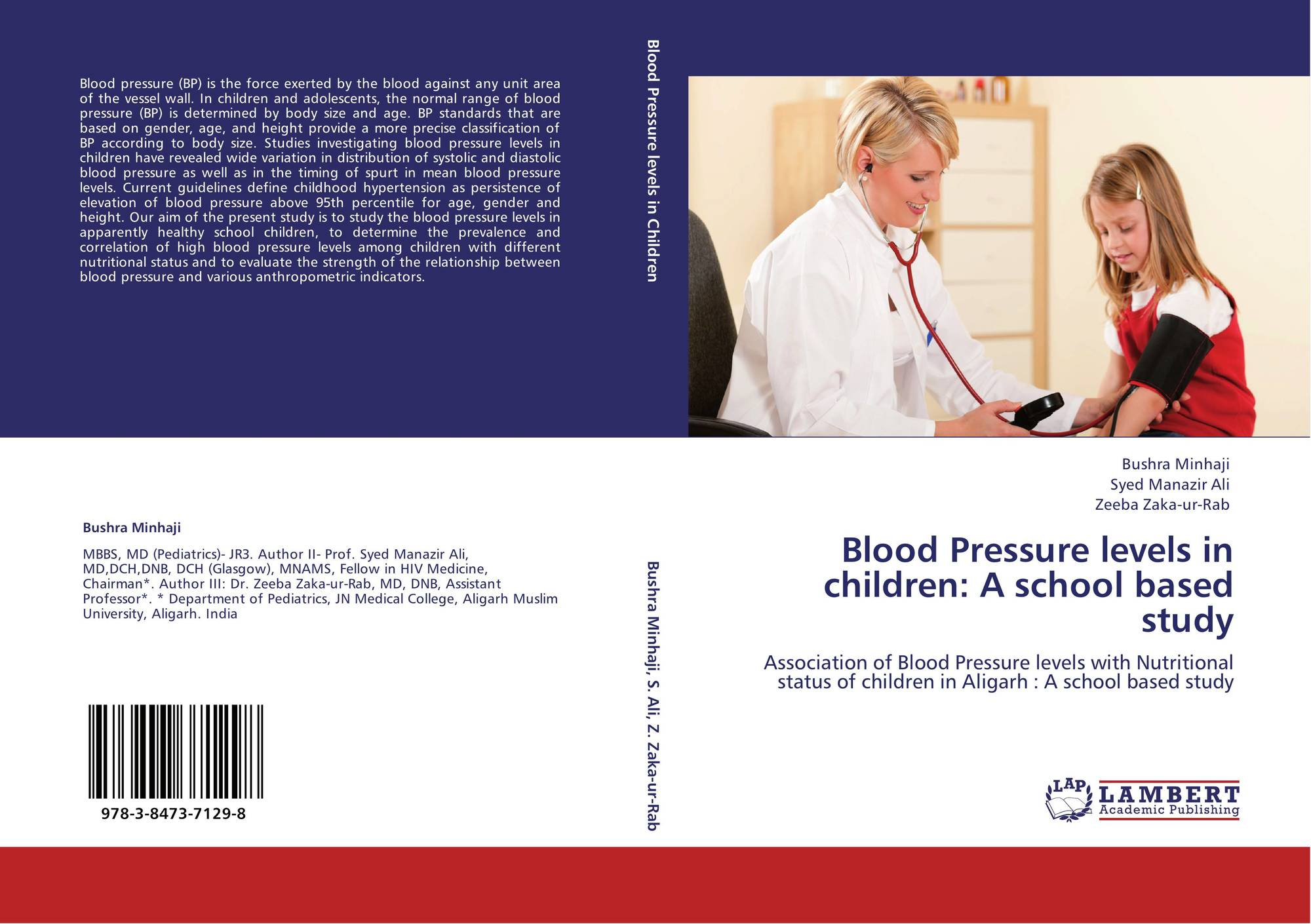 Search results for blood pressure bookcover of blood pressure levels in children a school based study nvjuhfo Image collections
