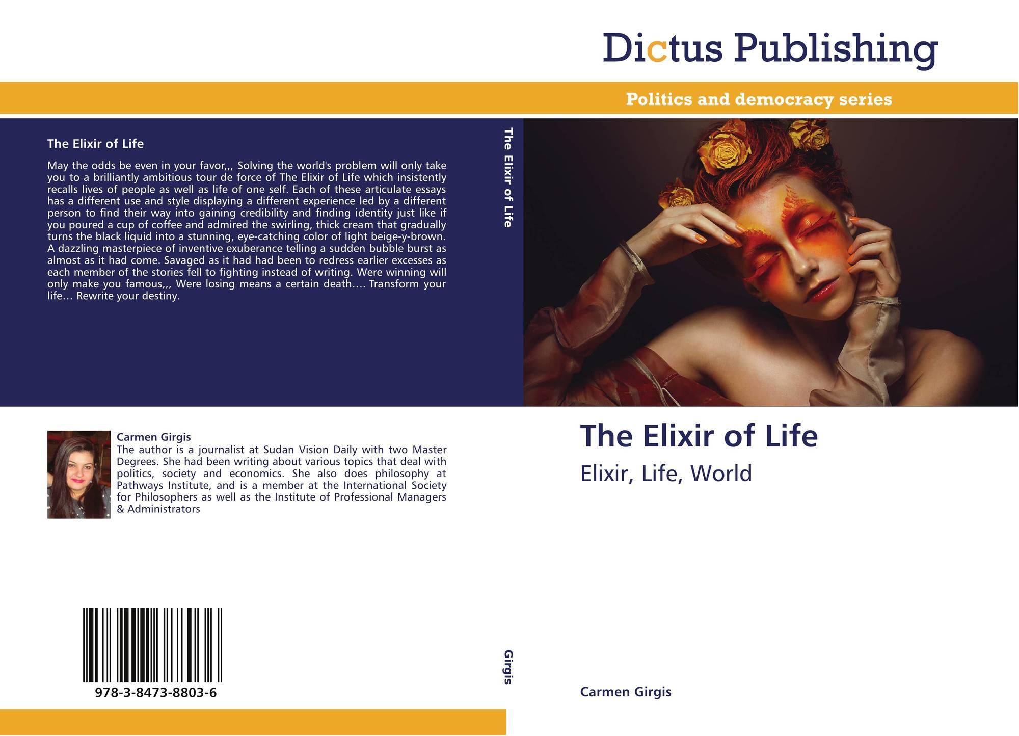bones the elixir of life essay