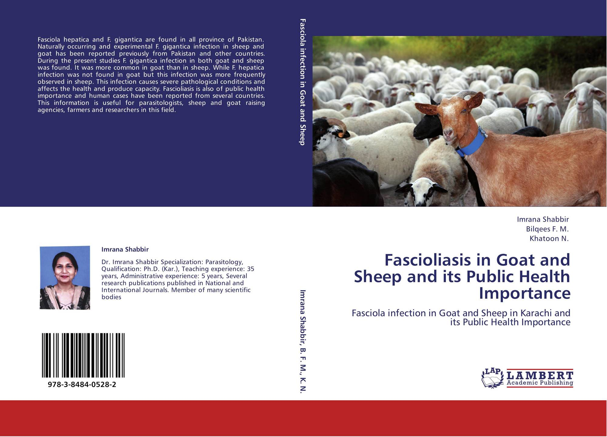 Fascioliasis in Goat and Sheep and its Public Health
