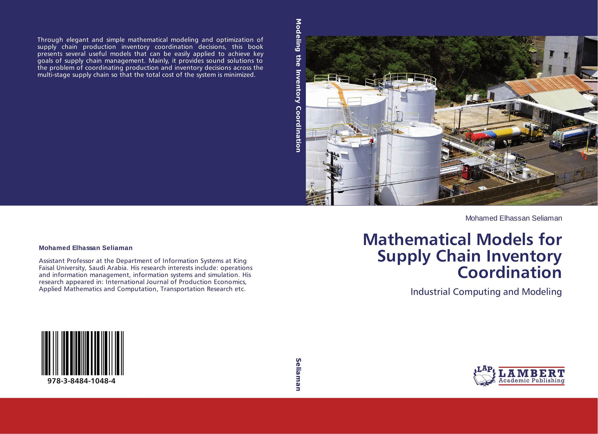 Mathematical Models for Supply Chain Inventory Coordination