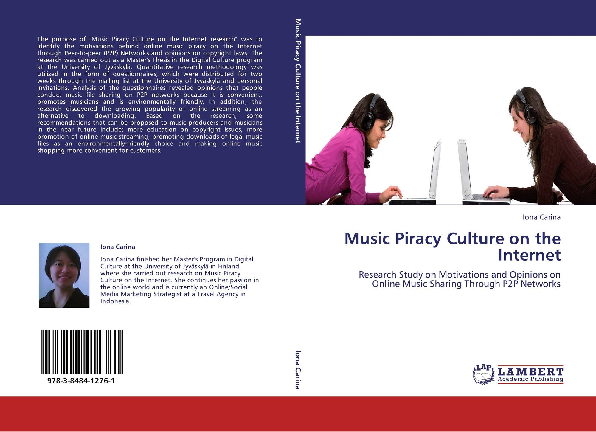 thesis on music piracy The evolution of the music this open access senior thesis is seemed to become a reality as record sales fell drastically at least partially due to piracy.