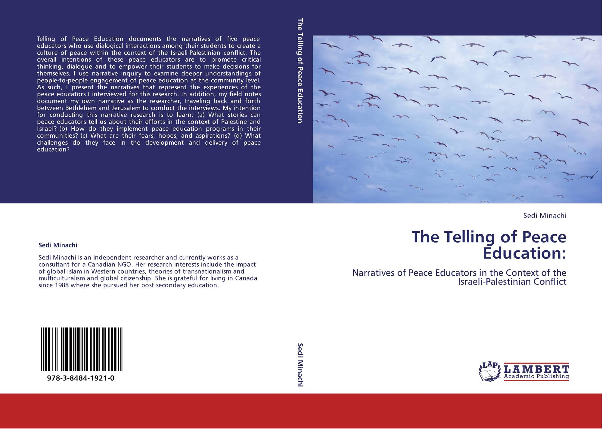 research work on peace education
