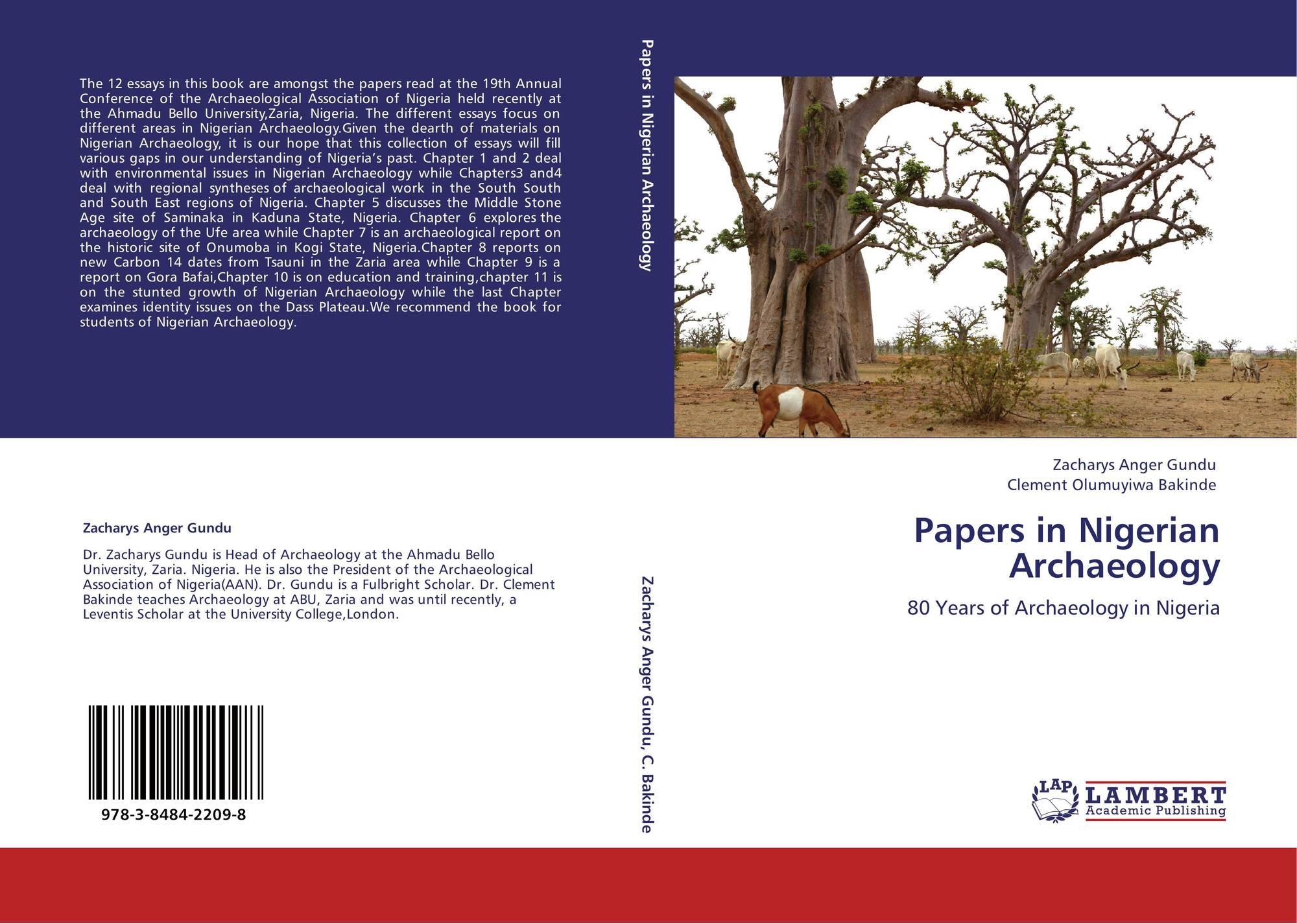 environmental archaeology essay