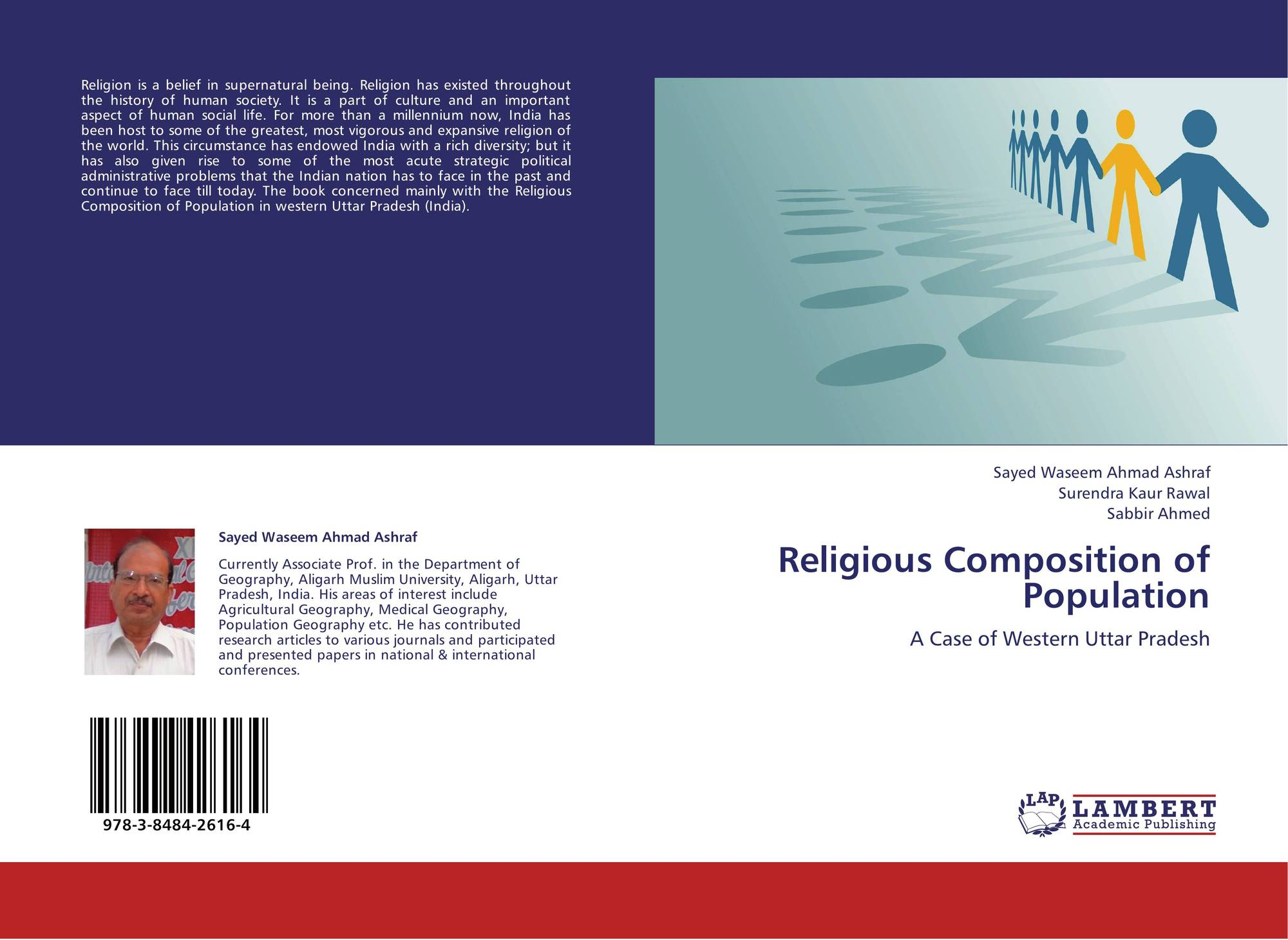 Religious Composition of Population, 978-3-8484-2616-4