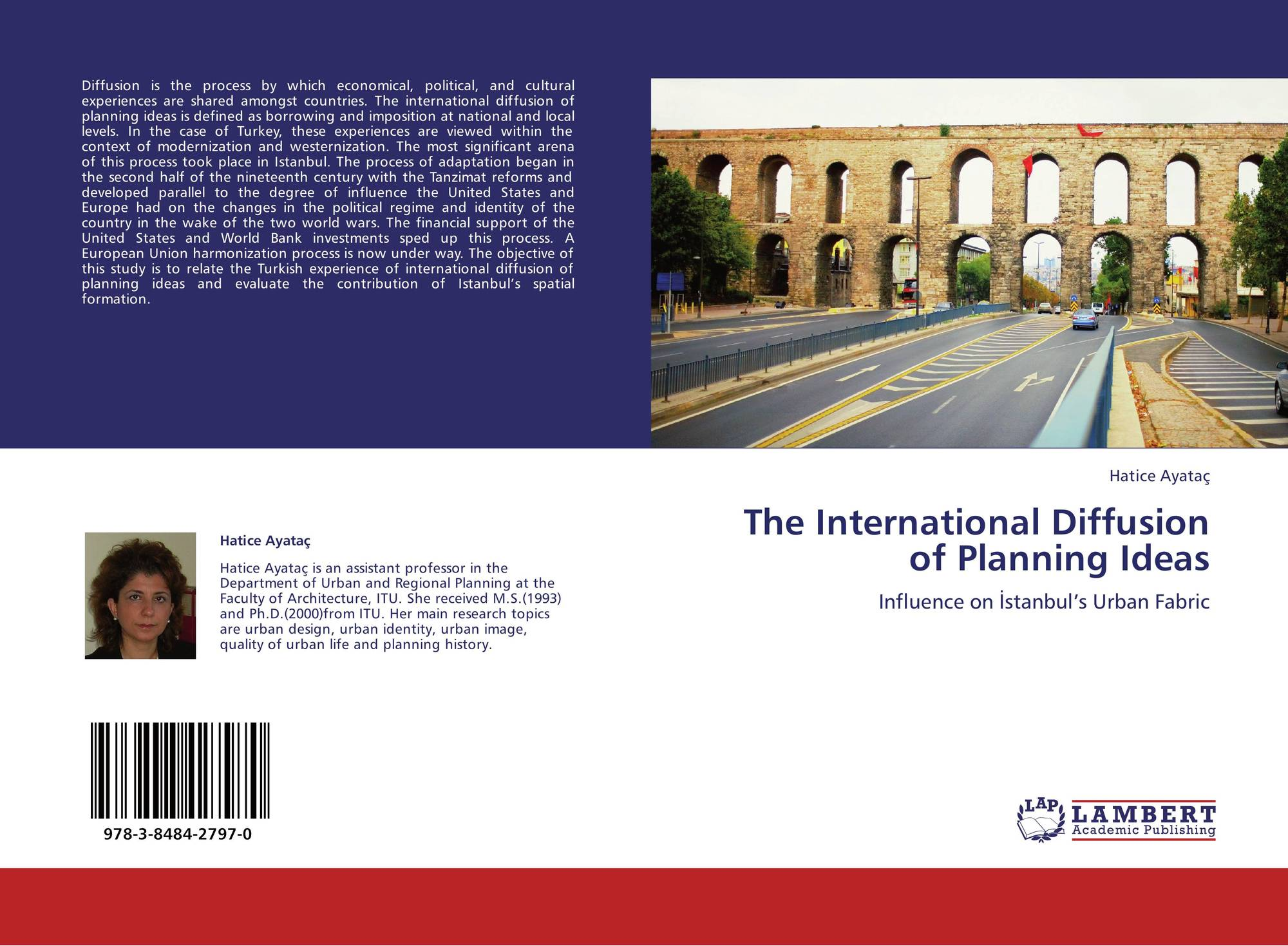 The International Diffusion of Planning Ideas, 978-3-8484-2797-0