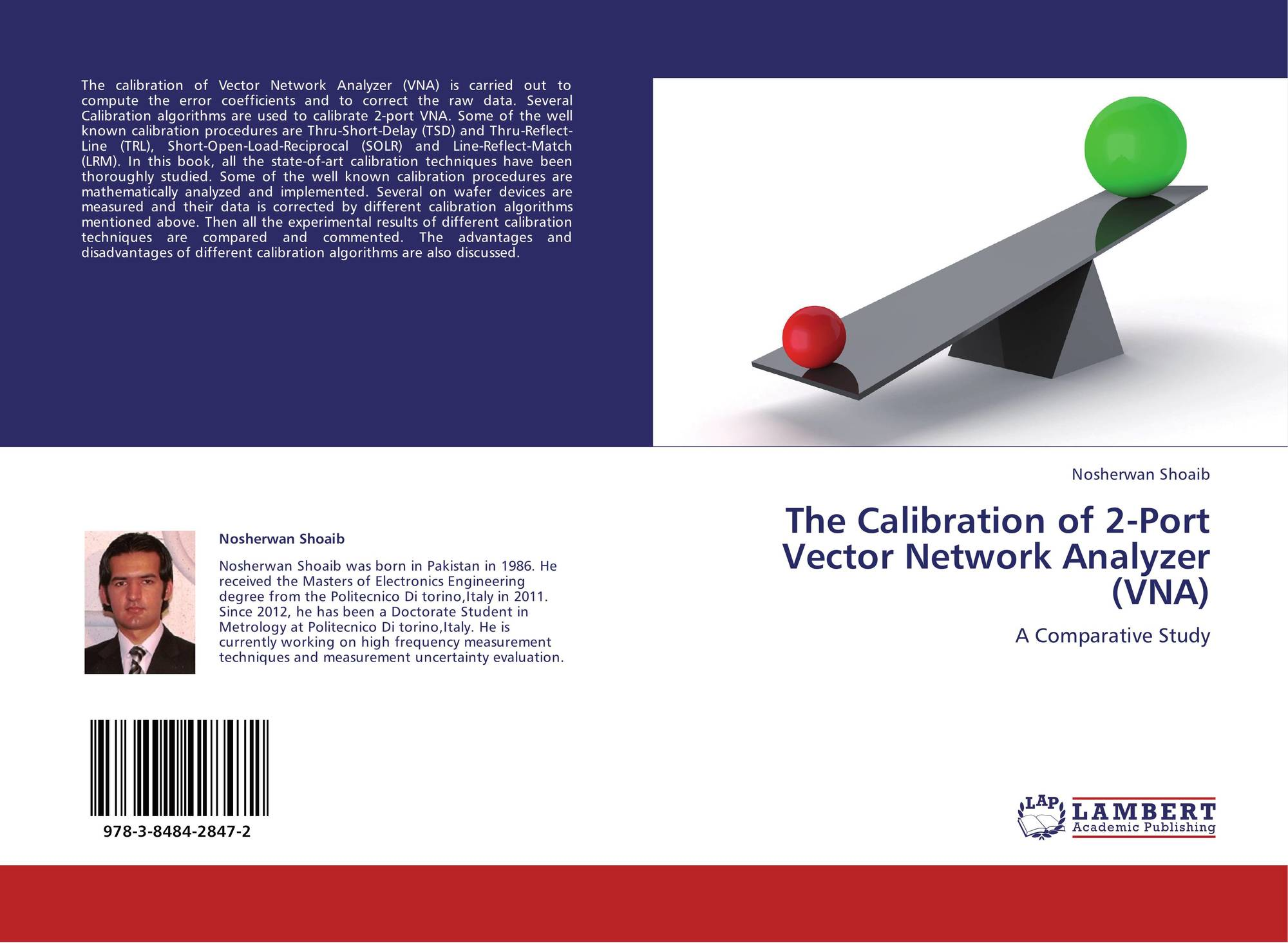 Search Results For Adder Subtractor Data Comparator Diagram Bookcover Of The Calibration 2 Port Vector Network Analyzer Vna