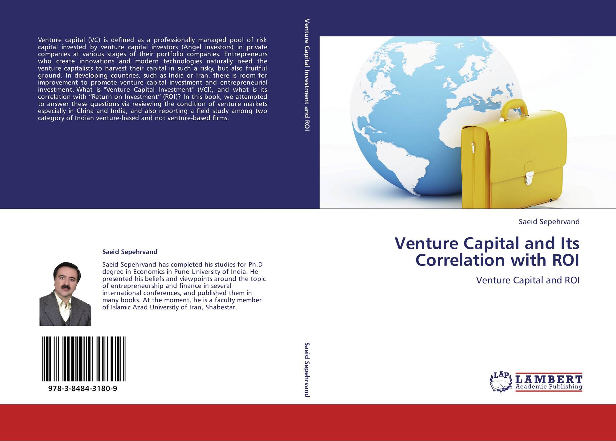 a study of venture capital in
