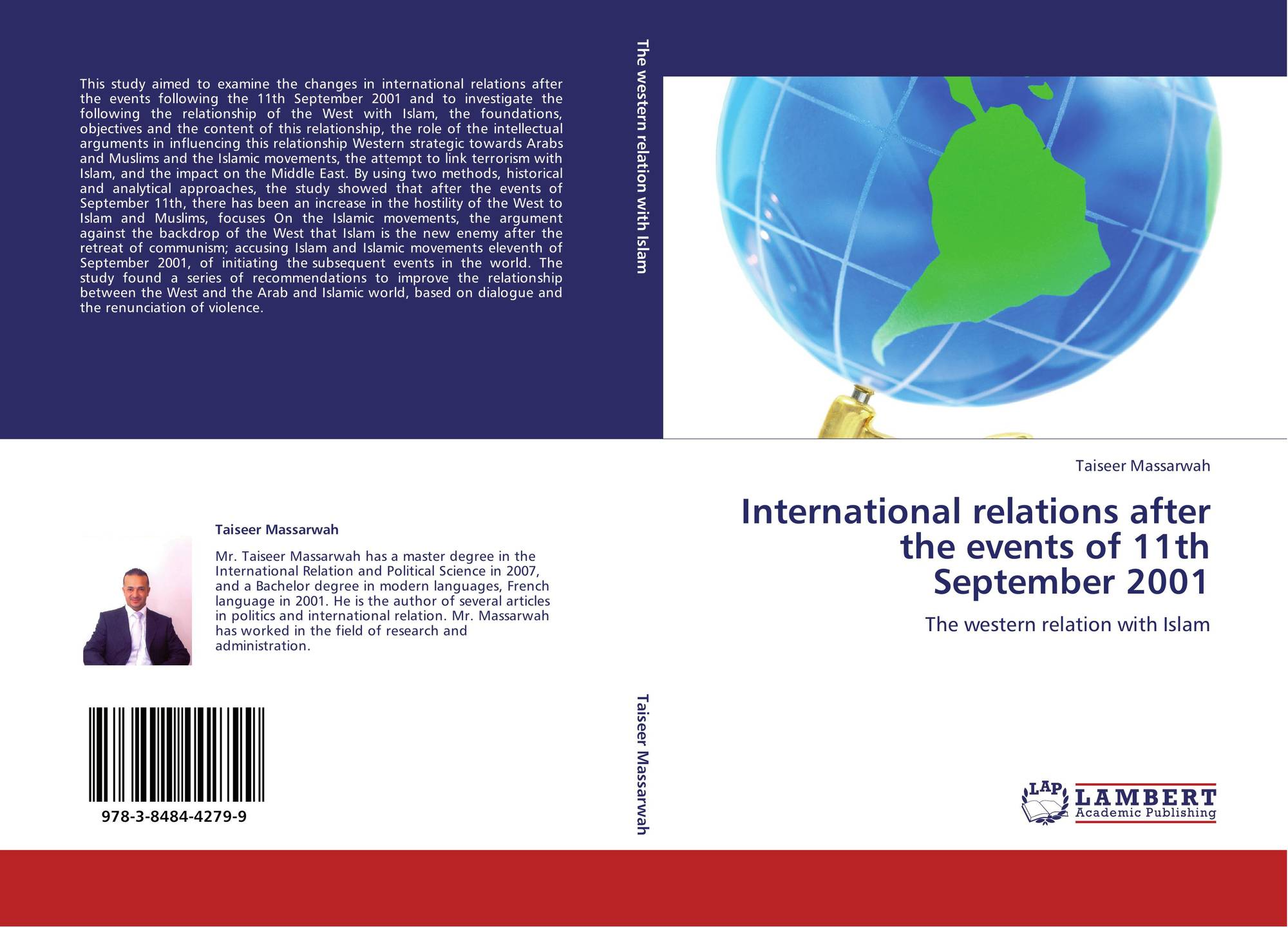 intl relations A 'day 0' introduction to international relations for beginners, placing the reader inside crucial issues and debates so they can understand how things work and where they fit.