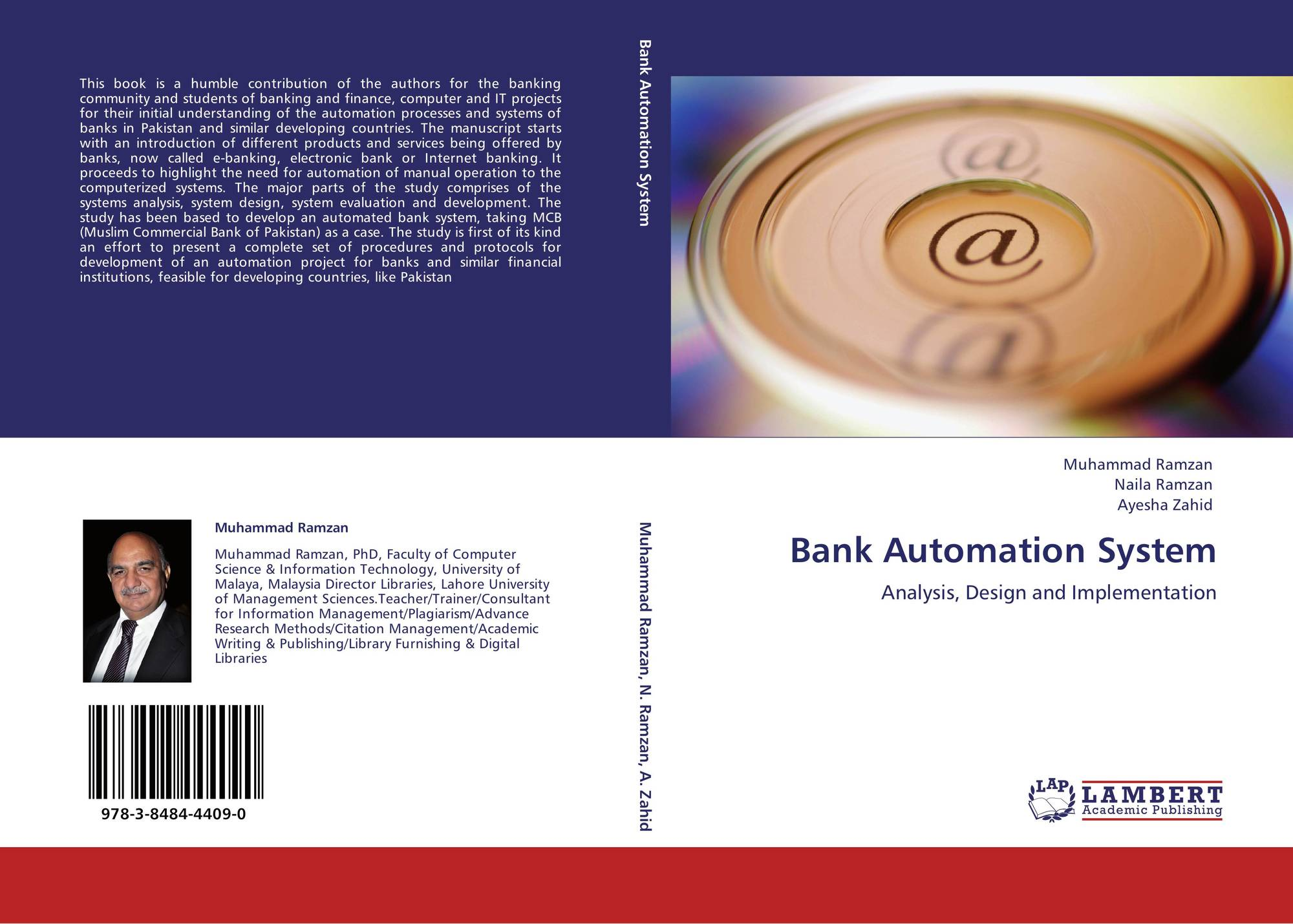 bank automation system Bank automation system: analysis, design and implementation [muhammad ramzan, naila ramzan, ayesha zahid] on amazoncom free shipping on qualifying offers this book is a humble.