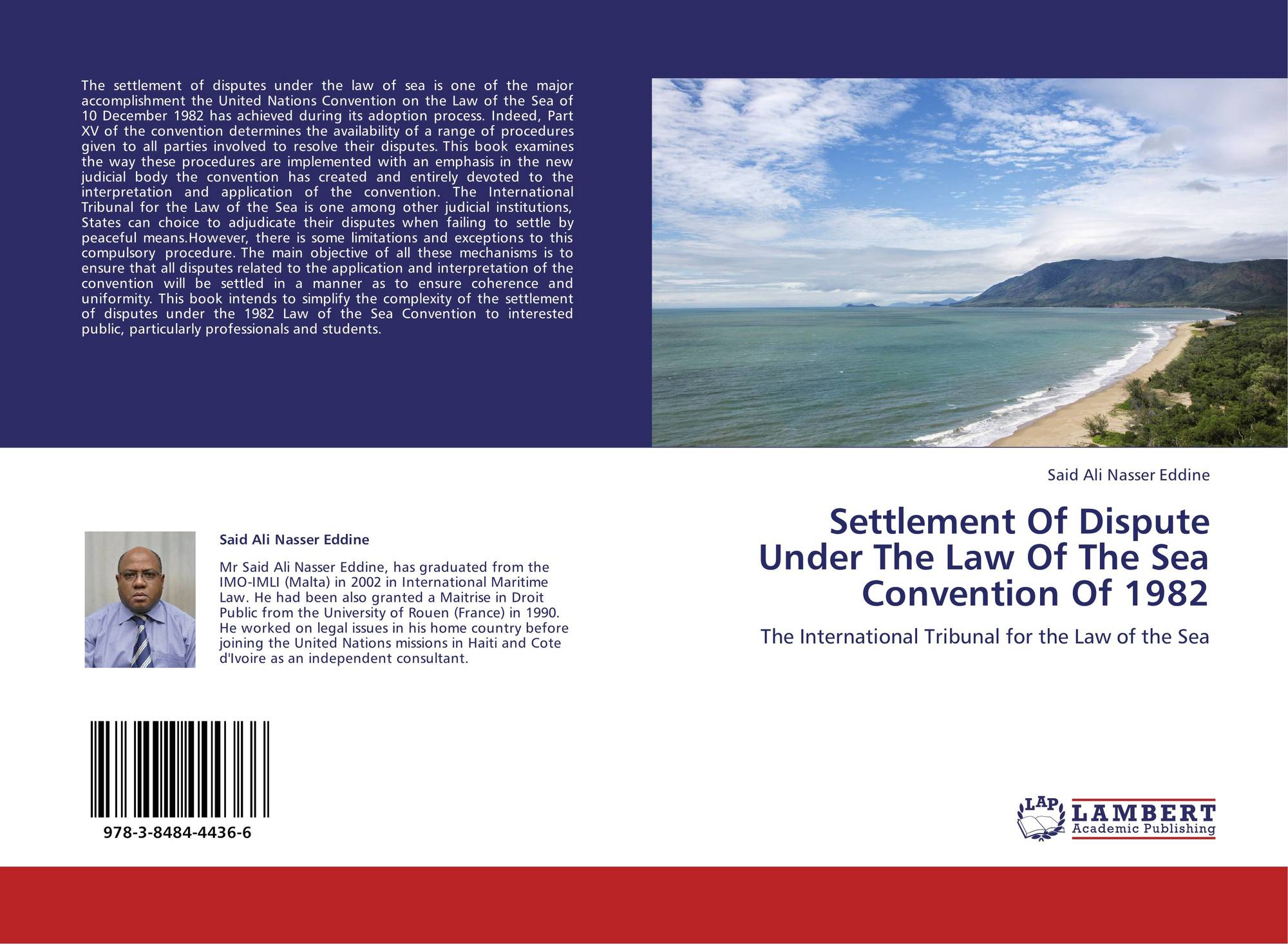 Law Of The Sea Convention 1982 9783848444366