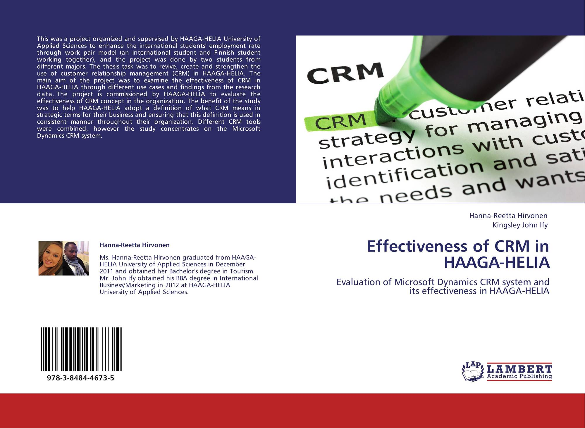 effects of implementing crm systems One important aspect of the crm approach is the systems of crm that compile information from a range of different channels, including a company's website, telephone, email, live chat, marketing materials, social.
