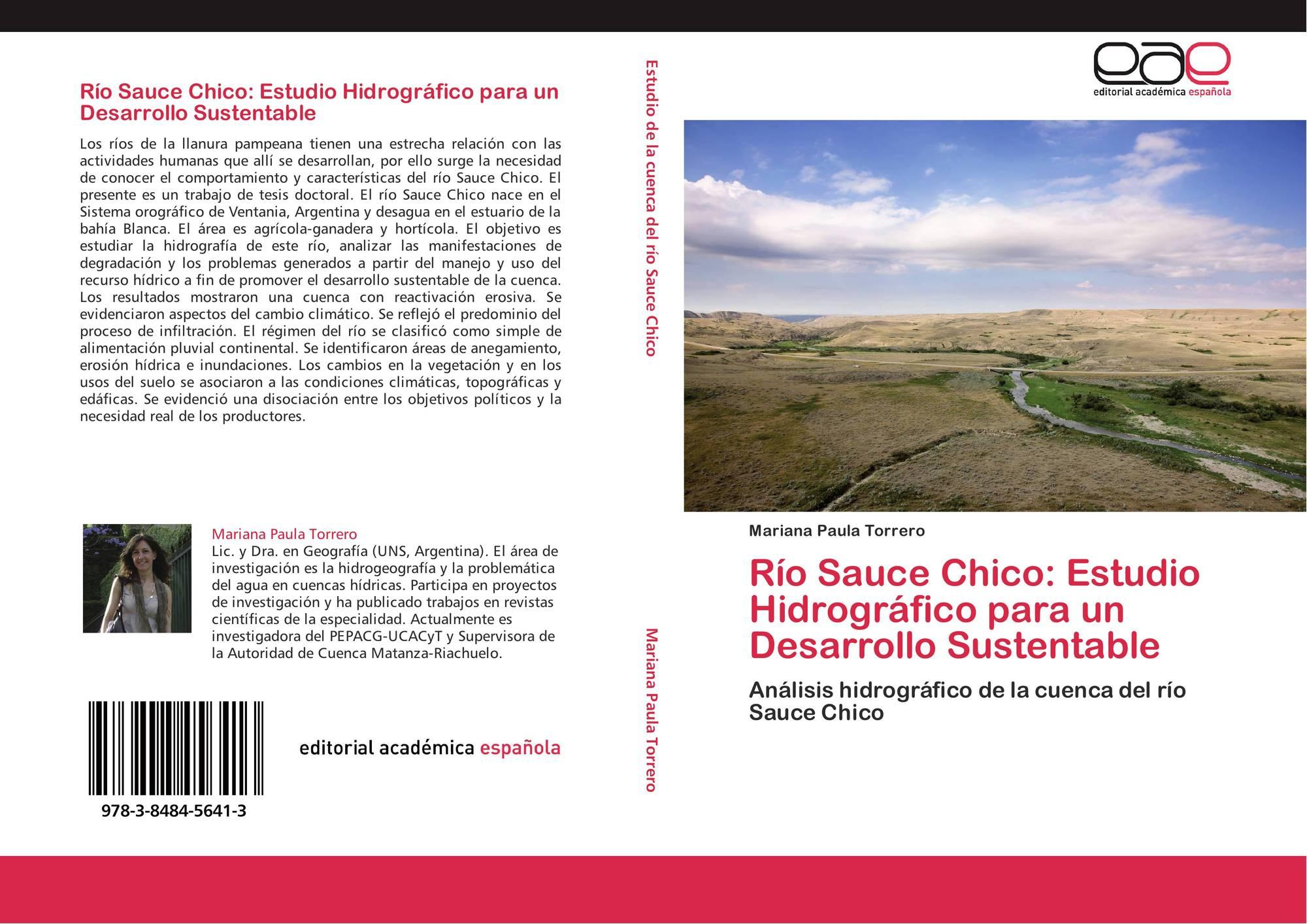 Río Sauce Chico: Estudio Hidrográfico para un Desarrollo Sustentable