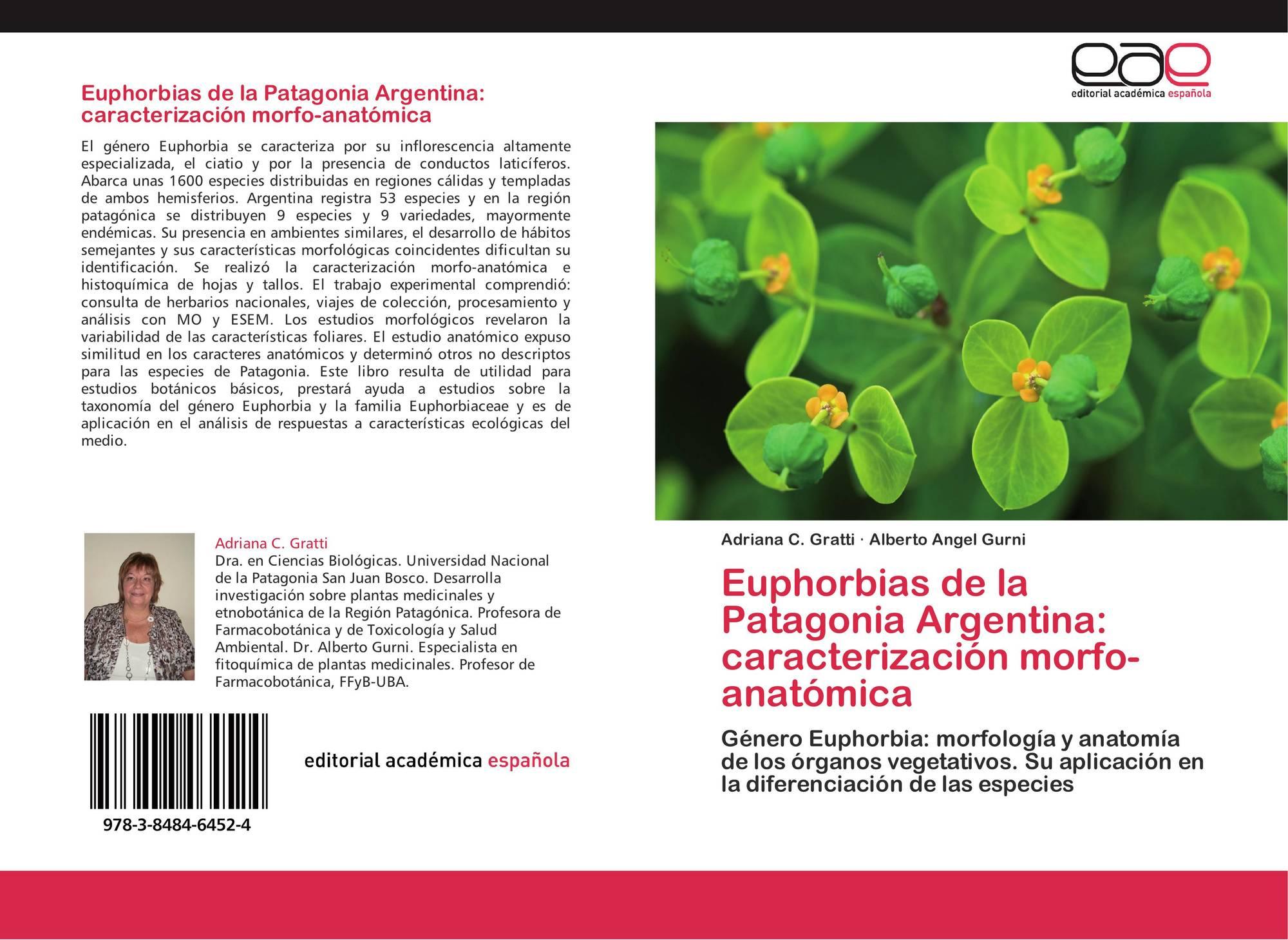 Euphorbias de la Patagonia Argentina: caracterización morfo ...