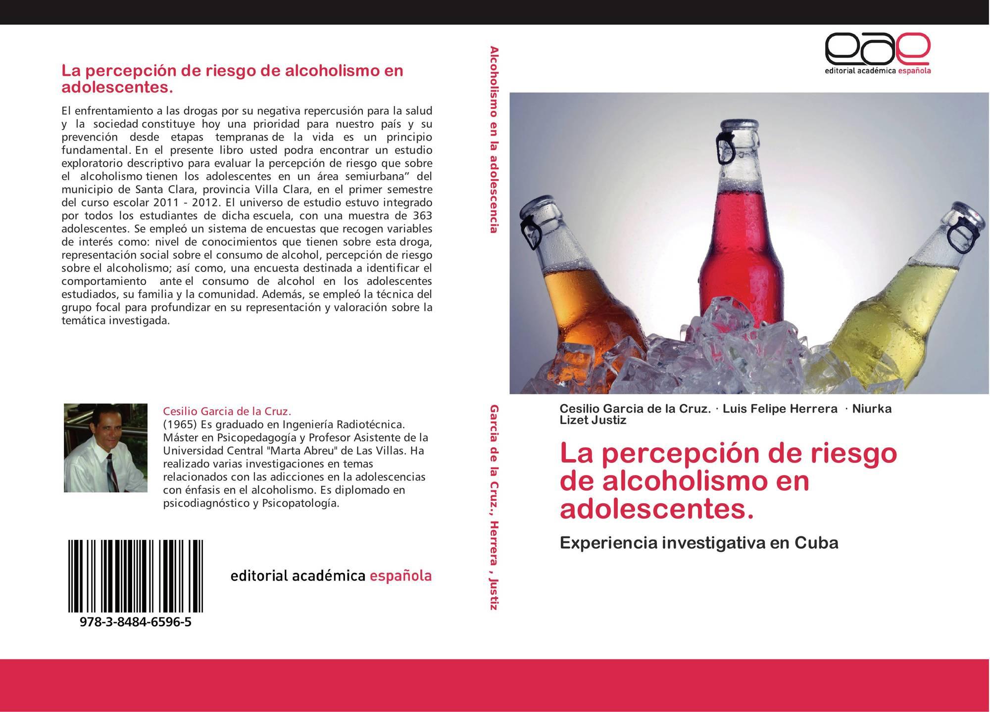La Percepción De Riesgo De Alcoholismo En Adolescentes 978