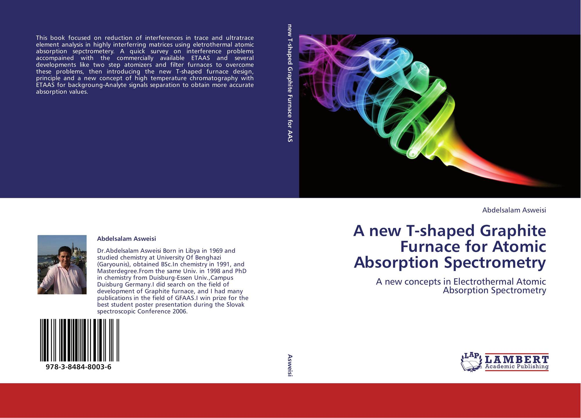 use of atomic spectrometry in pharmaceutical analysis Atomic emission spectrometry, and icp mass spectrometry, but from the perspectives of speed and simplicity for multi-elemental analysis, using the icp analytical method.