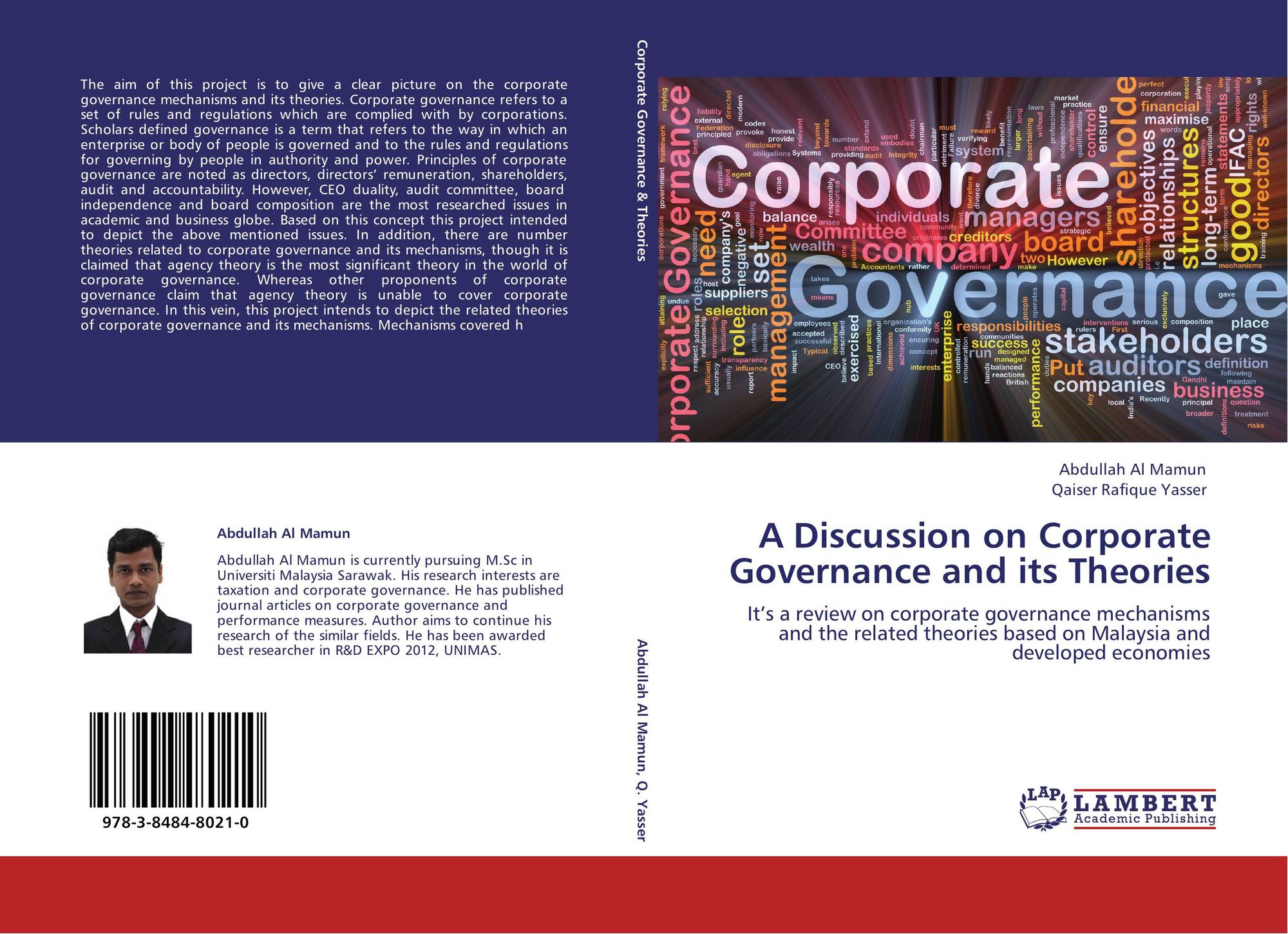 corporate governance and theories A detailed look at the importance of corporate governance in today's business world the importance of corporate governance became dramatically clear at the beginning of the twenty-first century as a series of corporate meltdowns from managerial fraud, misconduct, and negligence caused a massive loss of shareholder wealth.