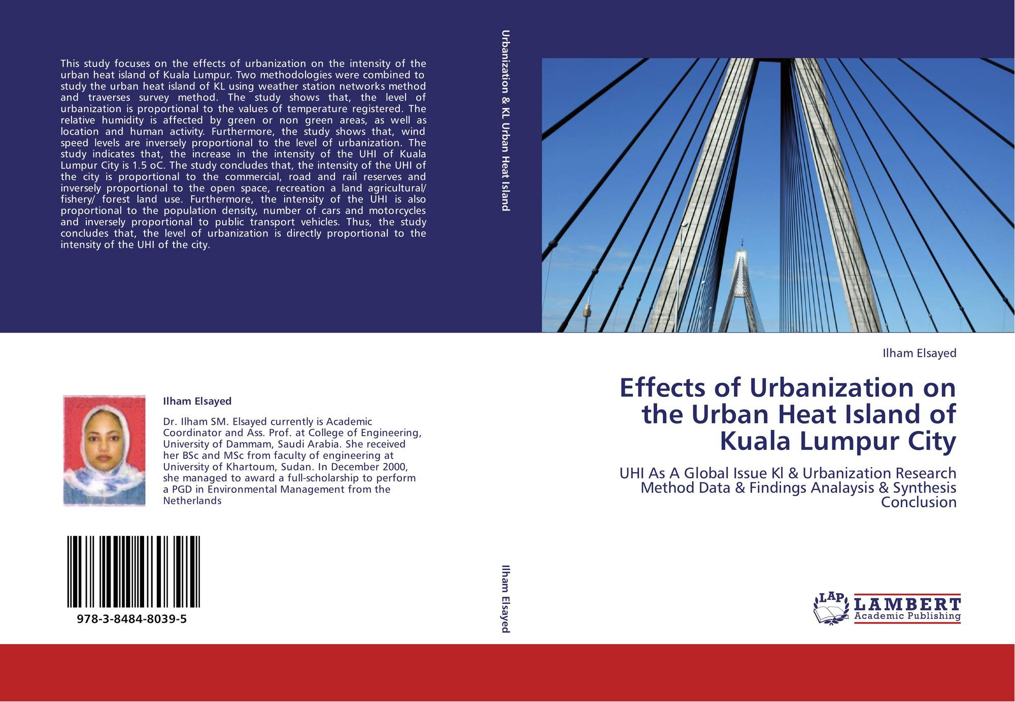 a synthetic approach to the urban heat island effect Keywords economic impact / urban heat island / urban planning i introduction   approach the economic cost of a thermal side effect of urbanization, the urban  heat  island is a purely synthetic phenomenon, and it acts as an unintended.