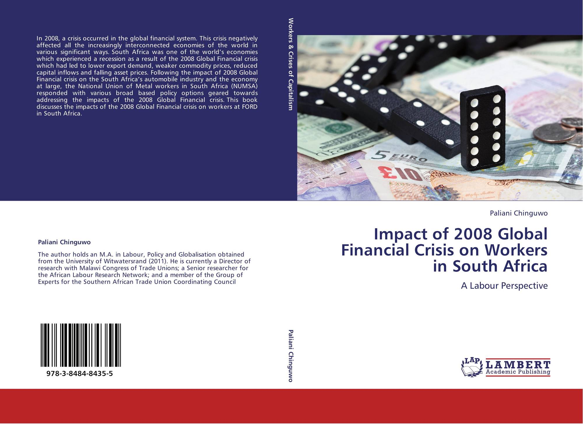 impact of global financial crisis on This is a summary from publication the global financial crisis and its impact on australia (article) which contains key figures, key points and notes from the publication.