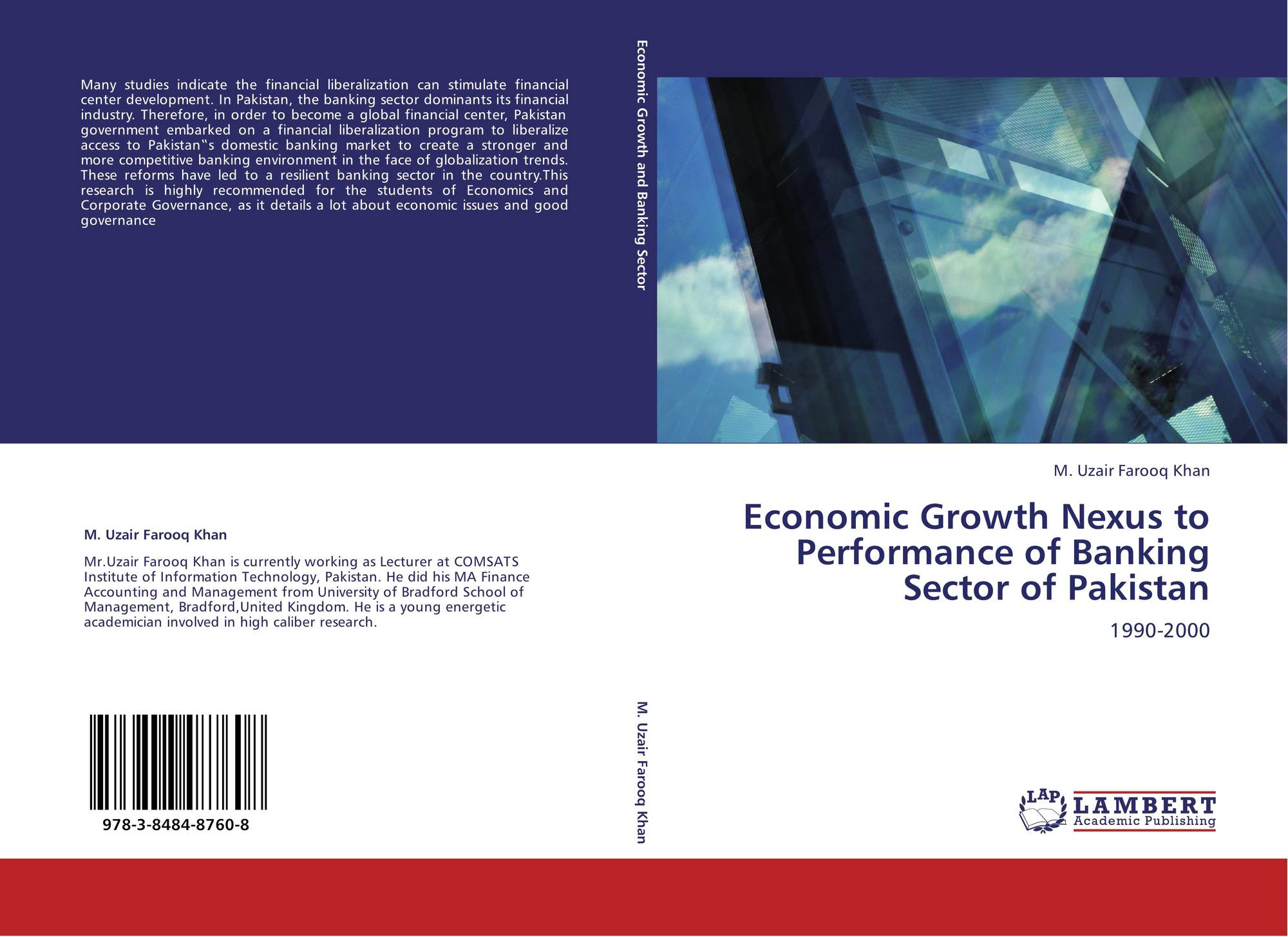 banking sector of pakistan This study reflects a historical background of pakistani banking sector since its  independence on august 14, 1947 from british rule it indicates.