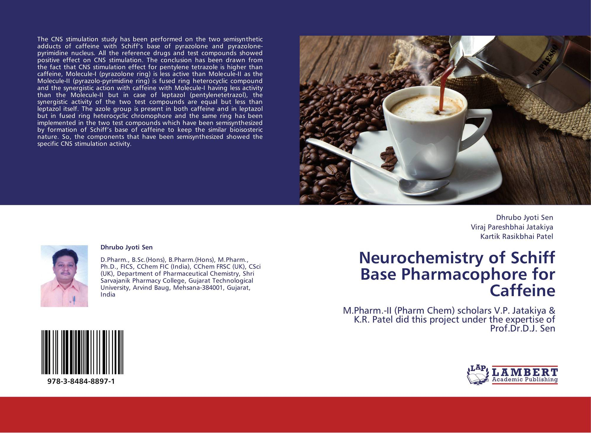 pyrazolone thesis A series of heteroarylazo disperse dyes derived from pyrazolones and fluorosulfonyl anilines were synthesized, and their thermal and spectral properties were investigated with respect to the effect of substituents on absorption spectra, halochromism, and solvatochromism.