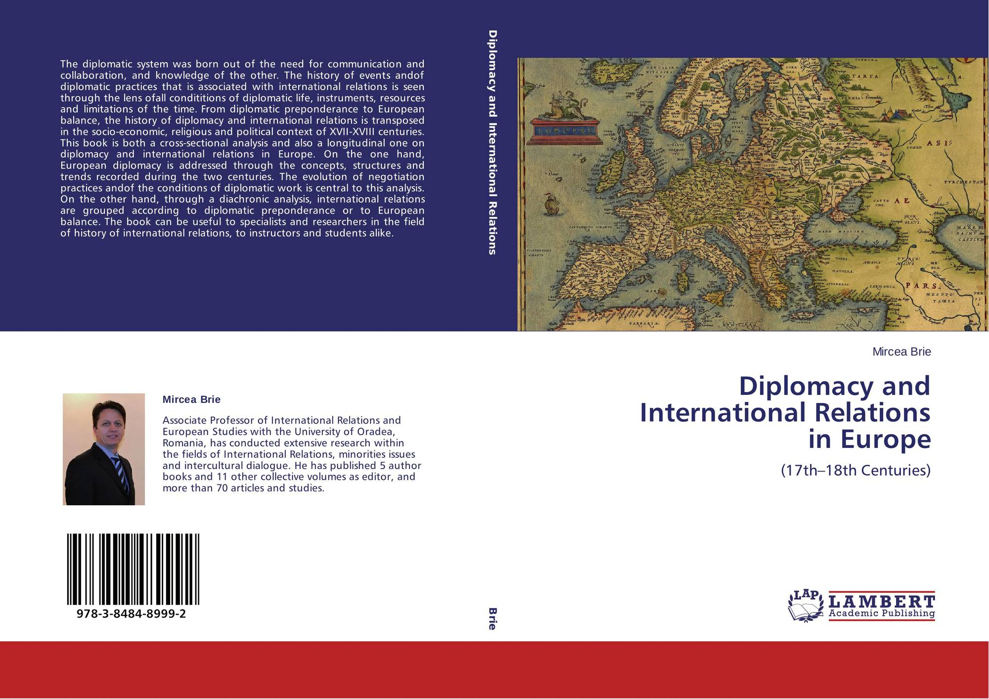 diplomace in international relations