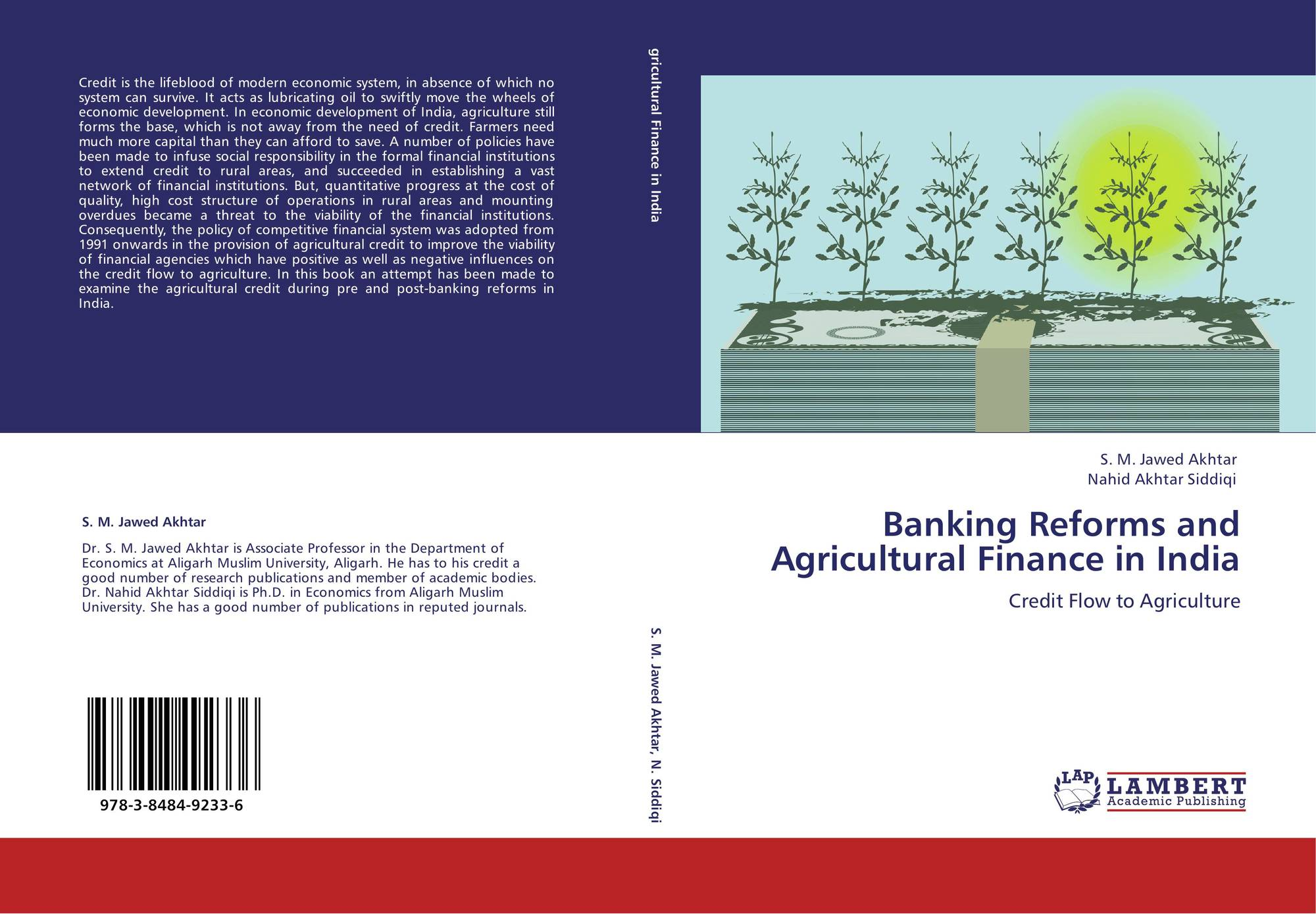Agriculture Finance & Agriculture Insurance