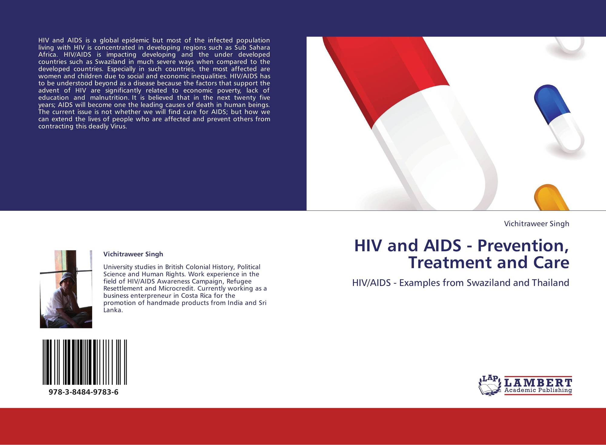 a study of aids and hiv Case studies chronological order approaches to the management of hiv/aids in cuba case study 18 august 2004 the lighthouse.
