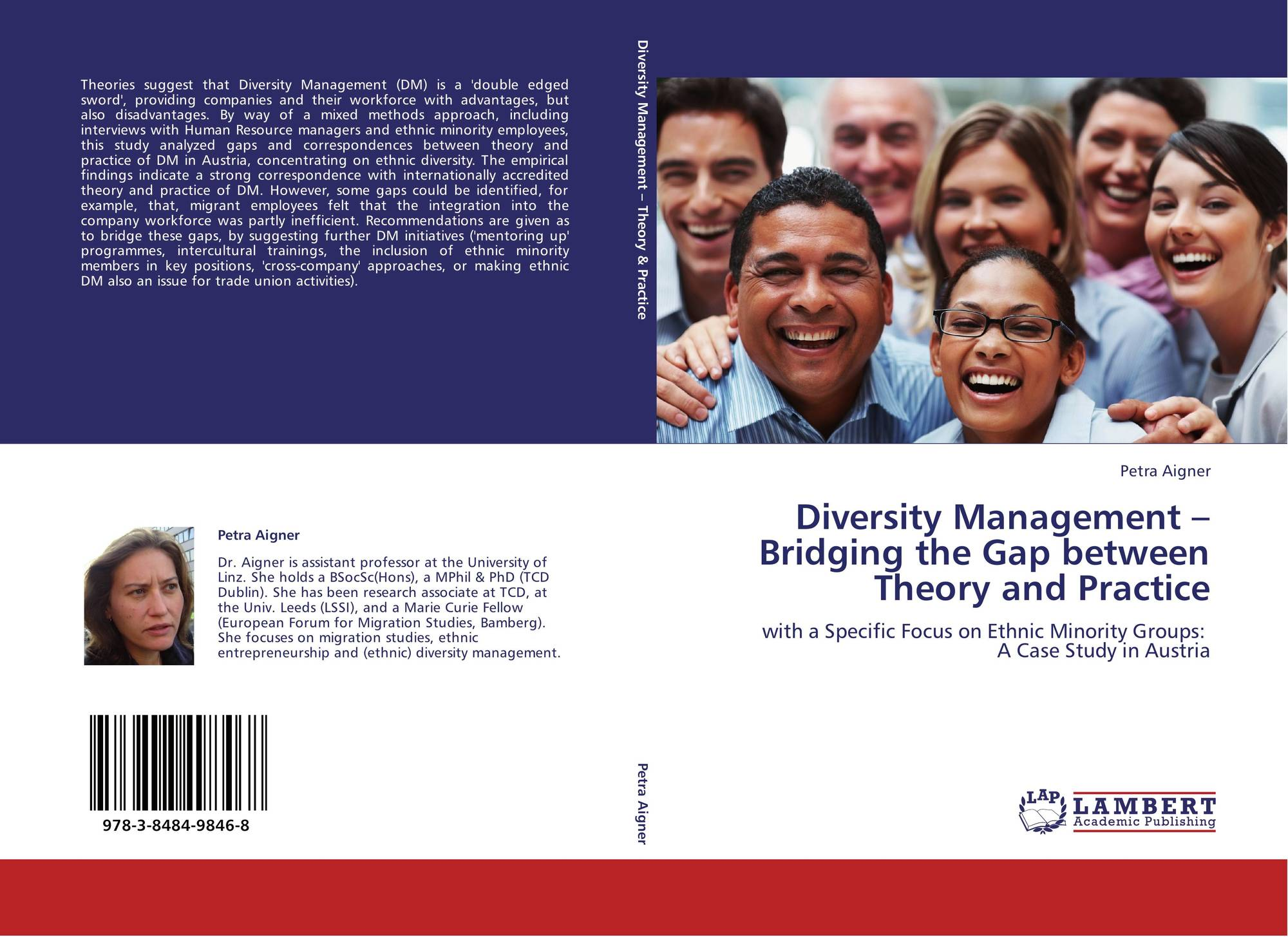 case study on diversity management The following case studies are available for hr faculty and instructors to investing in diversity southwood school—performance management case study.